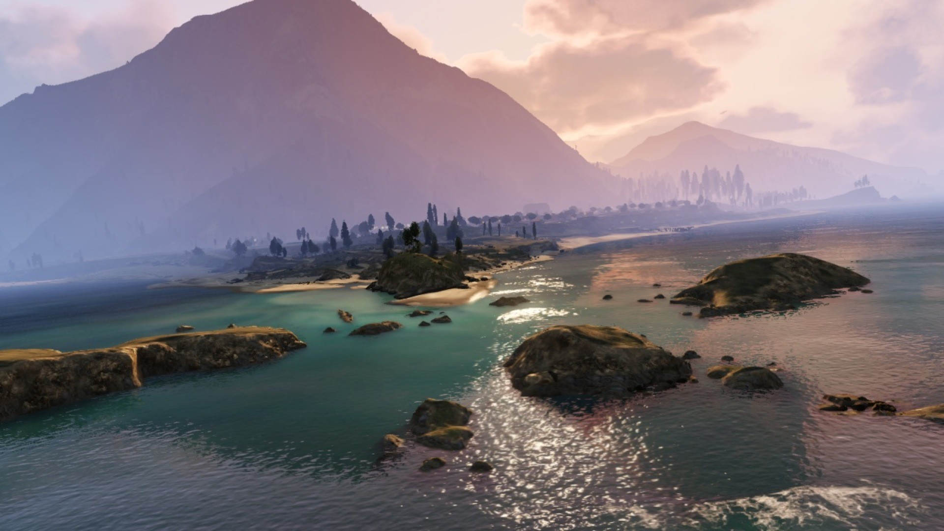 Alongside the first official gameplay trailer of GTA V, Rockstar Games also  revealed new batch of stunning and gorgeous looking screenshots for Grand  Theft …