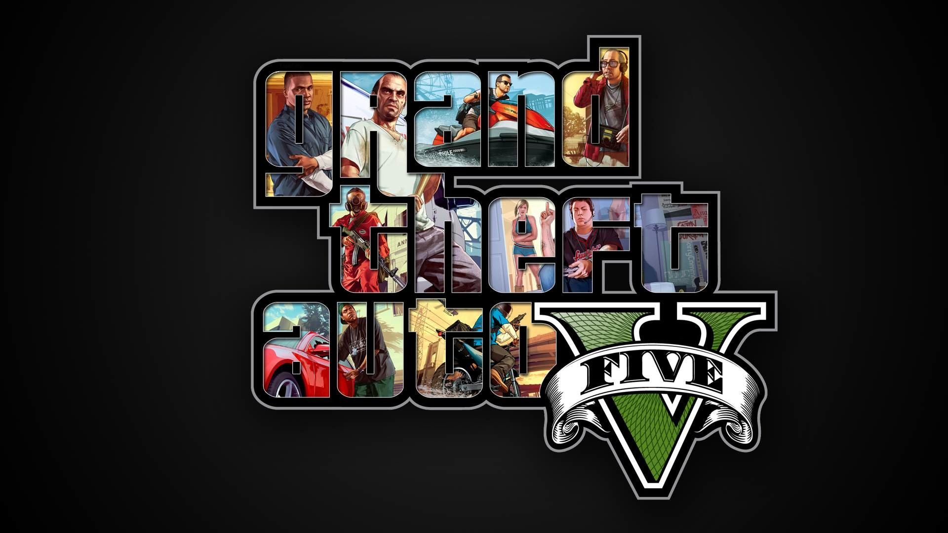 Collection of Gta V Wallpaper on HDWallpapers 1920×1080