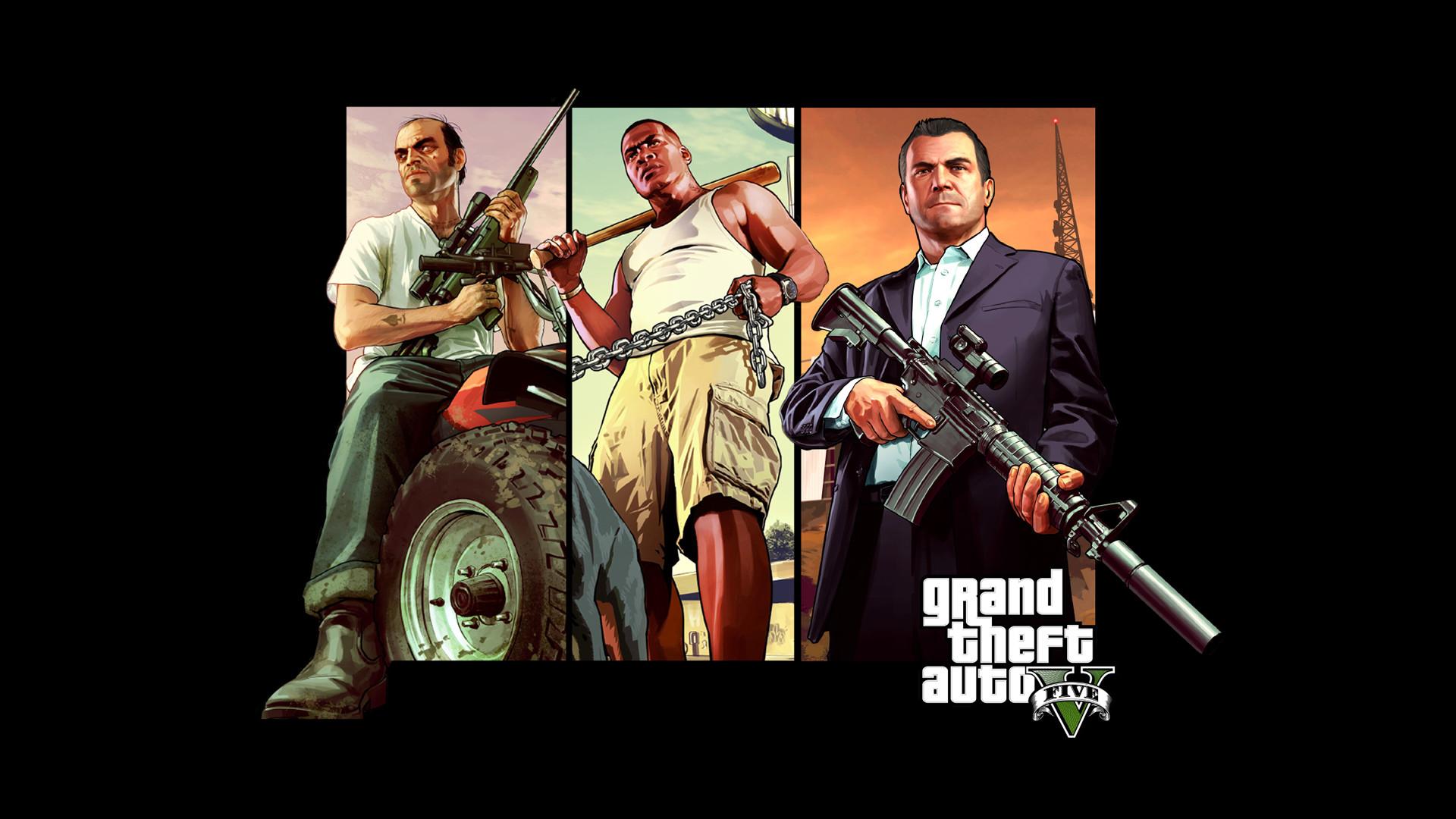 GTA V PS4 Wallpapers – (PS4)
