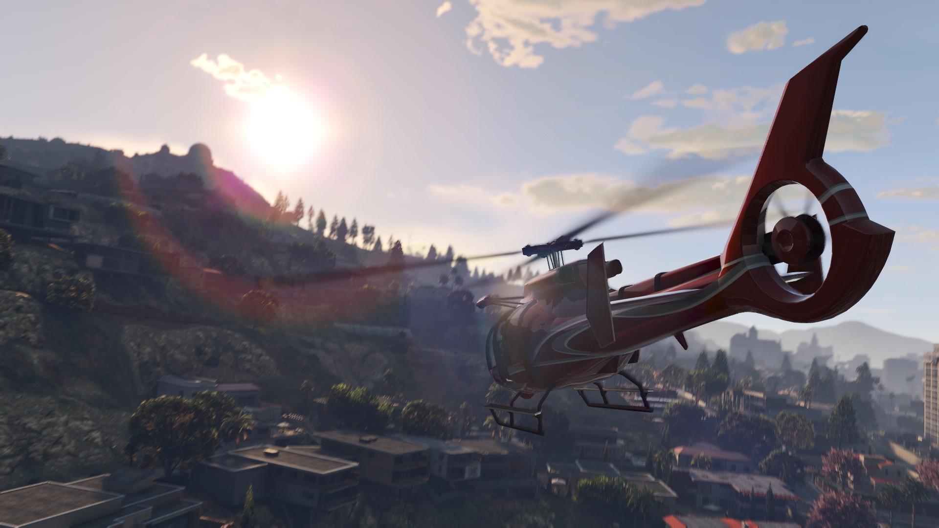 Rockstar Confirms Next-Gen GTA V First-Person Shooter Mode With Tons .