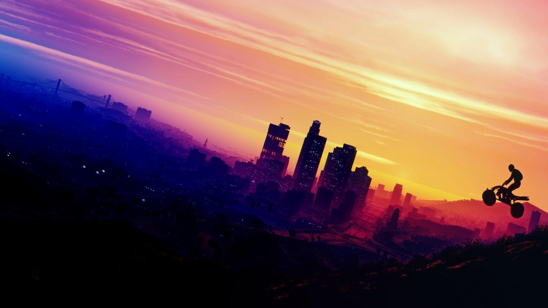 Games / Grand Theft Auto V Wallpaper