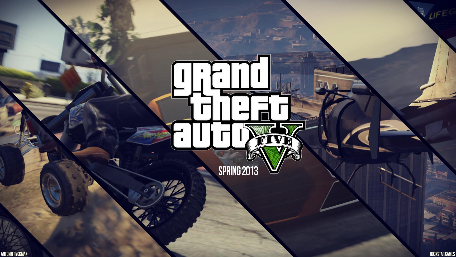 New Grand Theft Auto 5 Gta V Wallpapers 6 – https://tophdwallpaper.