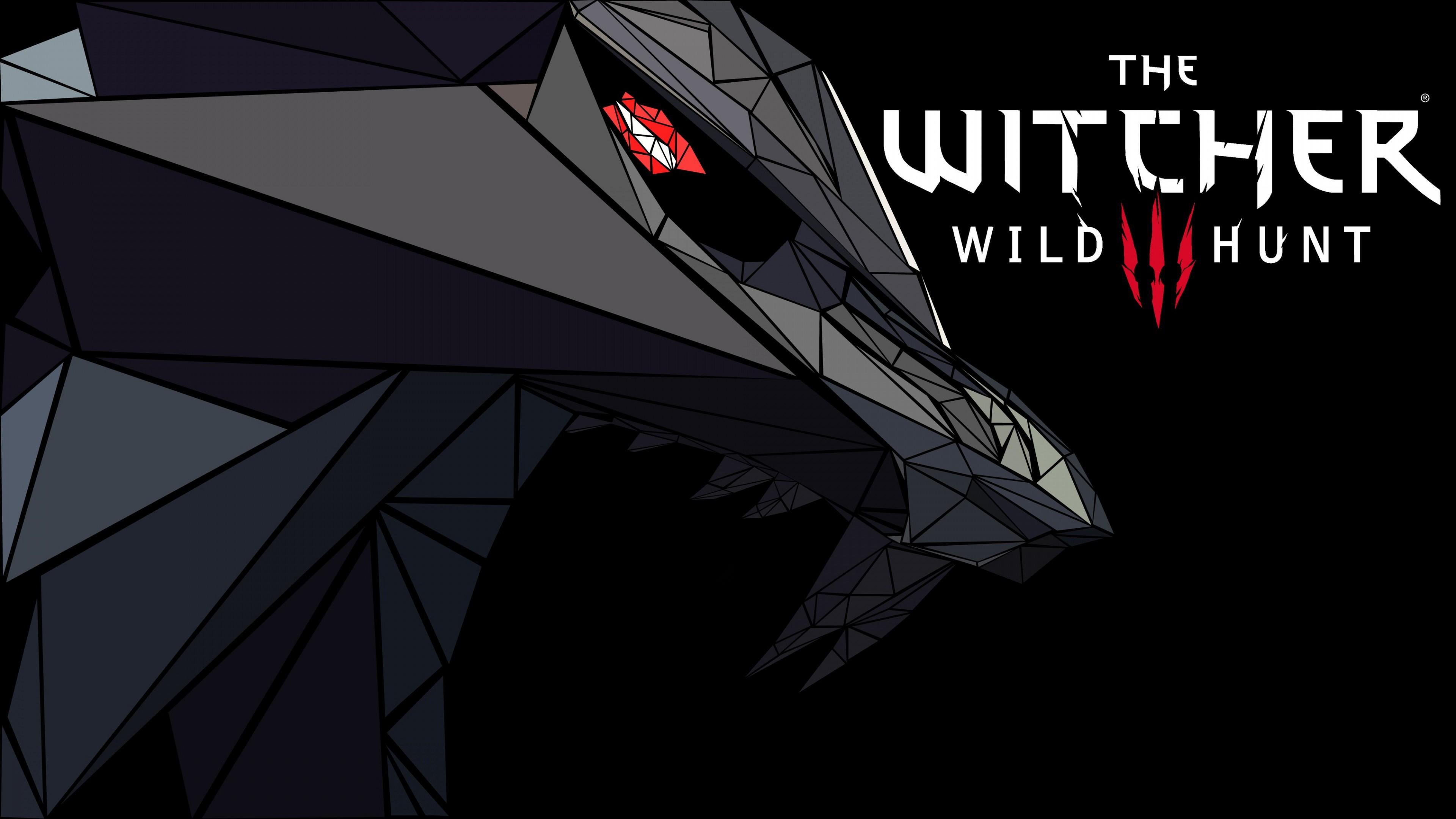 Wallpaper the witcher 3, wild hunt, art