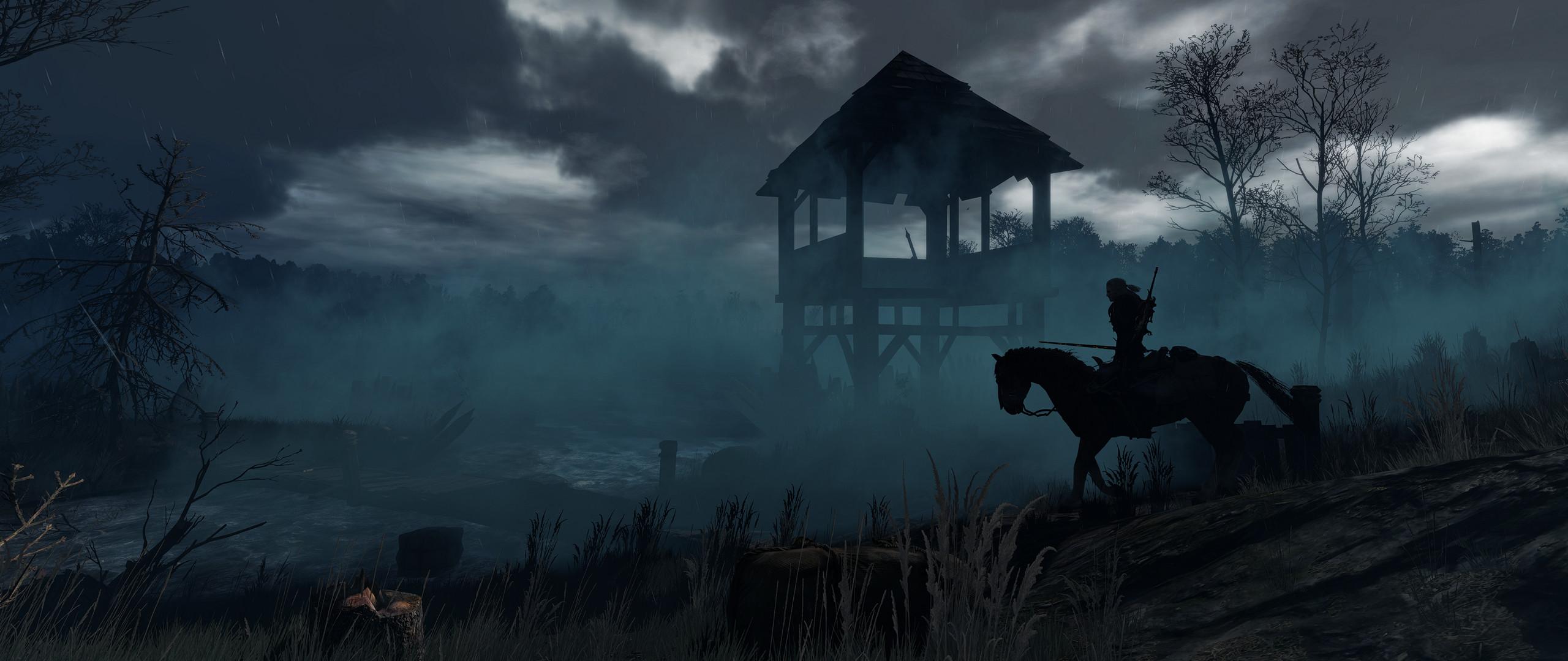 The Witcher 3 Wild Hunt 4k 2017