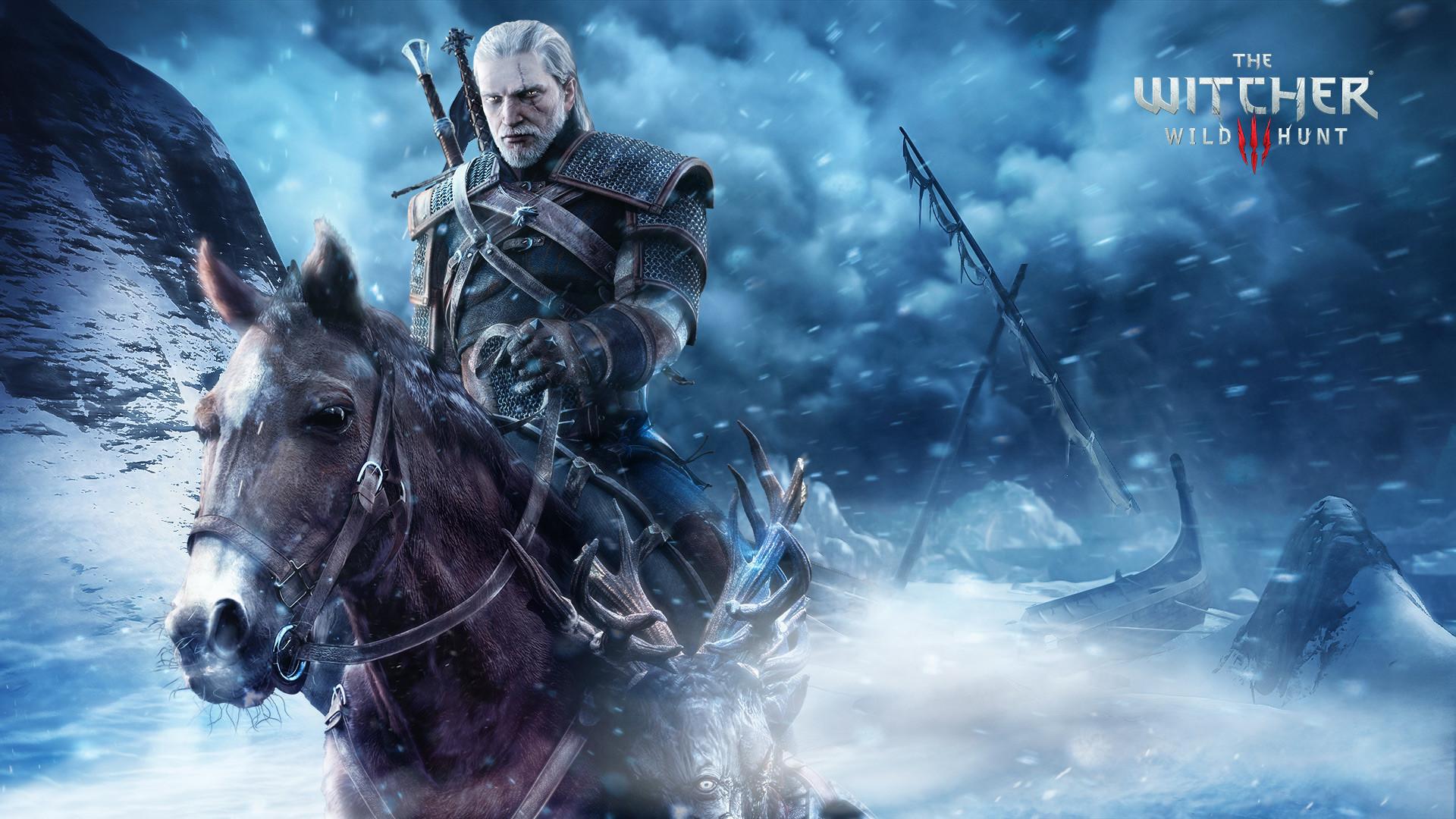 Blizzard Gerald Roach The Witcher 3