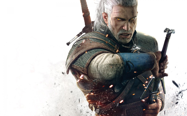 … The Witcher 3 Wild Hunt new render no logo by Scratcherpen
