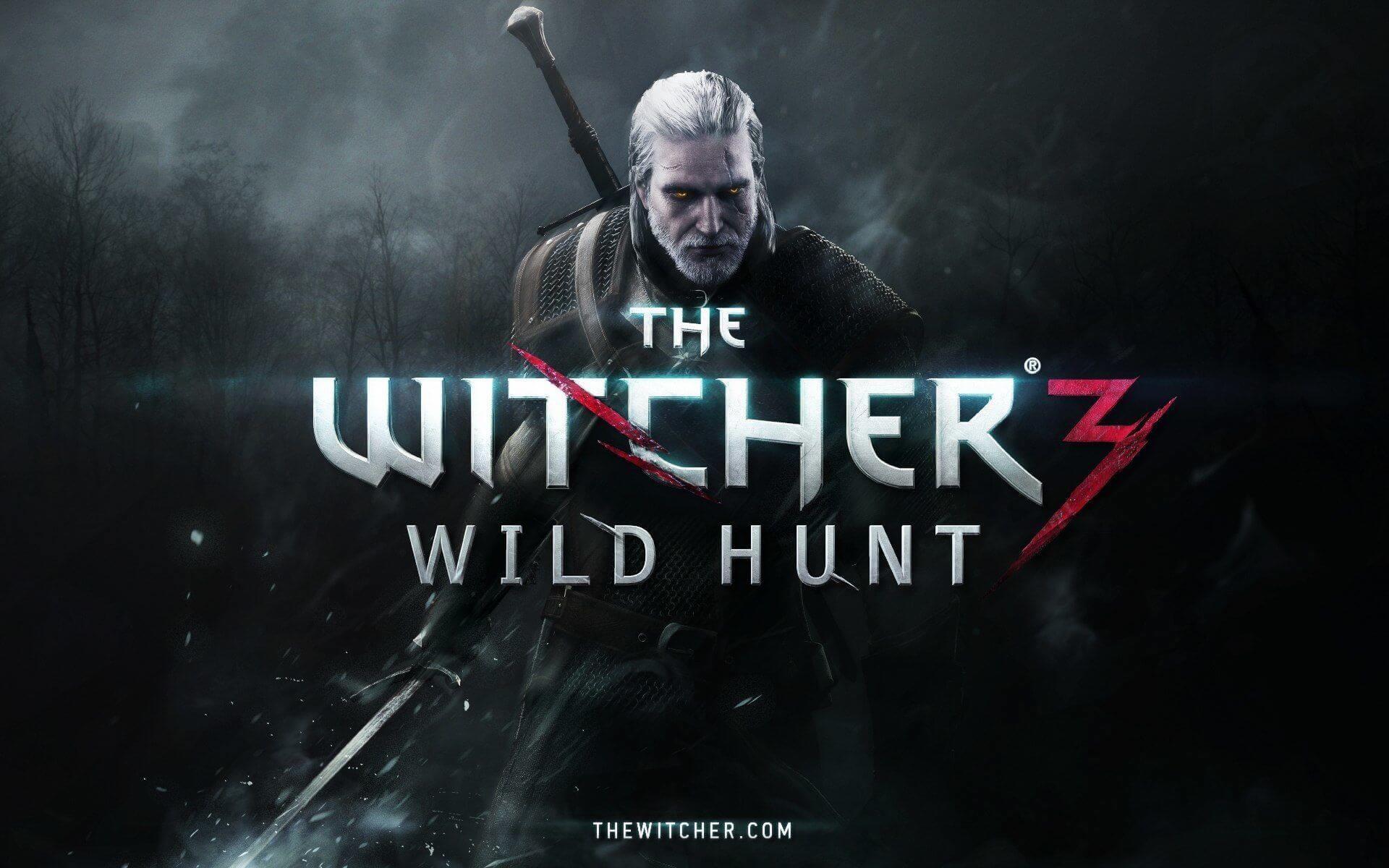 … The Witcher 3 Wild Hunt Geralt Wallpaper …