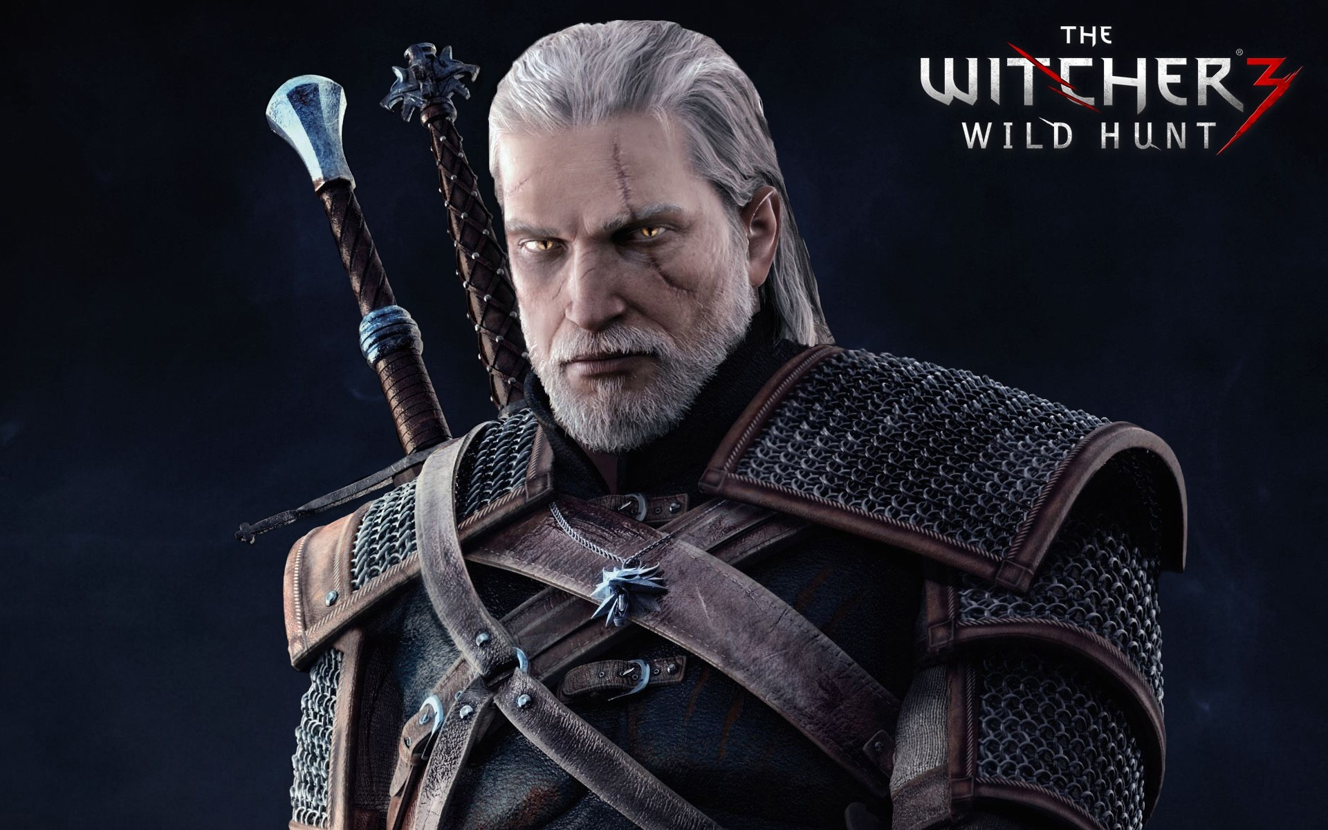 Wallpaper Hd The Witcher 3 Wild Hunt Game