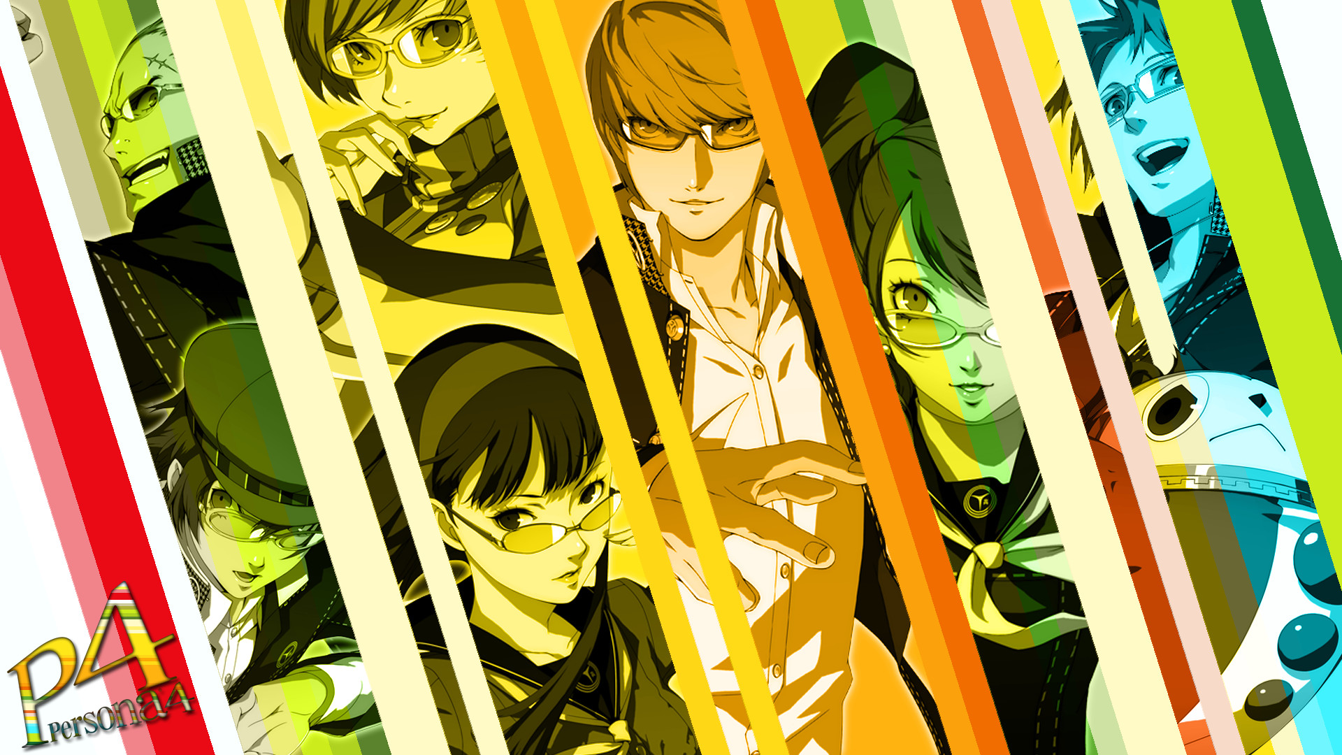122 <b>Persona 4 HD</b> Wallpapers   Backgrounds – <
