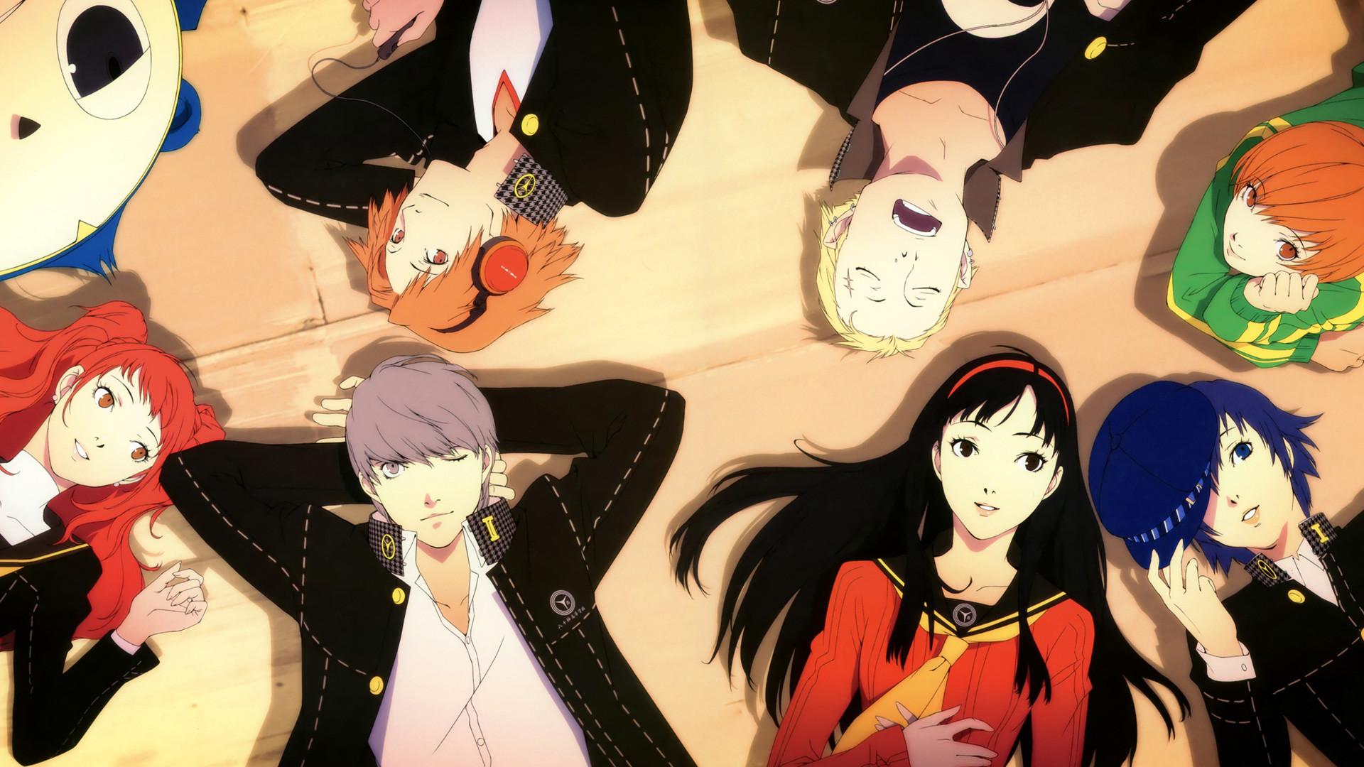 Video Game – Persona 4 Wallpaper