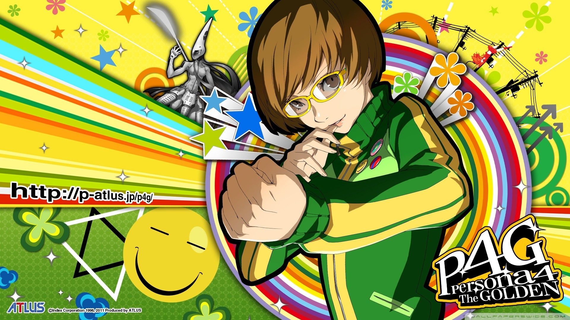 Persona HD Wallpapers Page