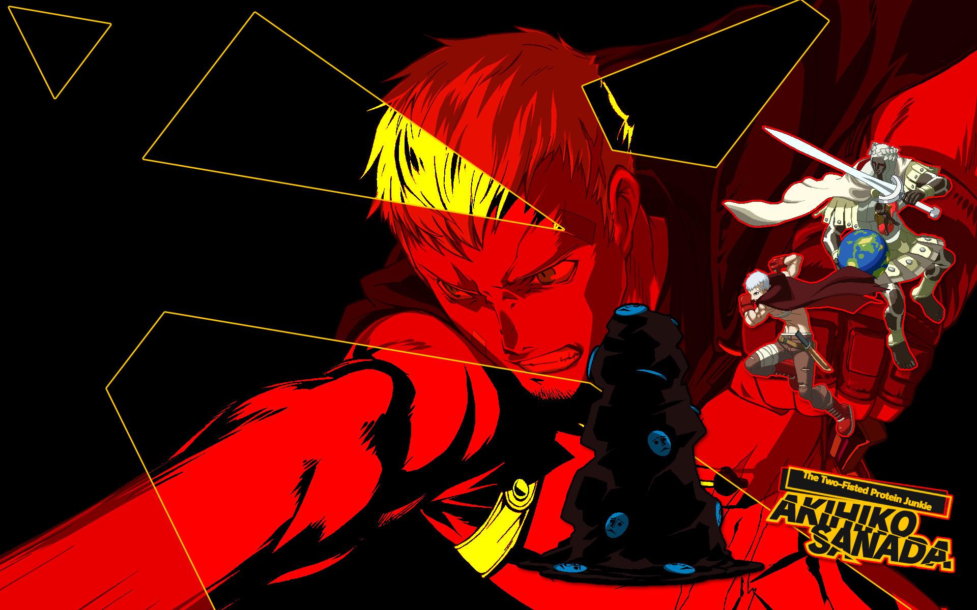 Persona 4 Arena Ultimax Elizabeth Wallpaper by DaSenpai on DeviantArt