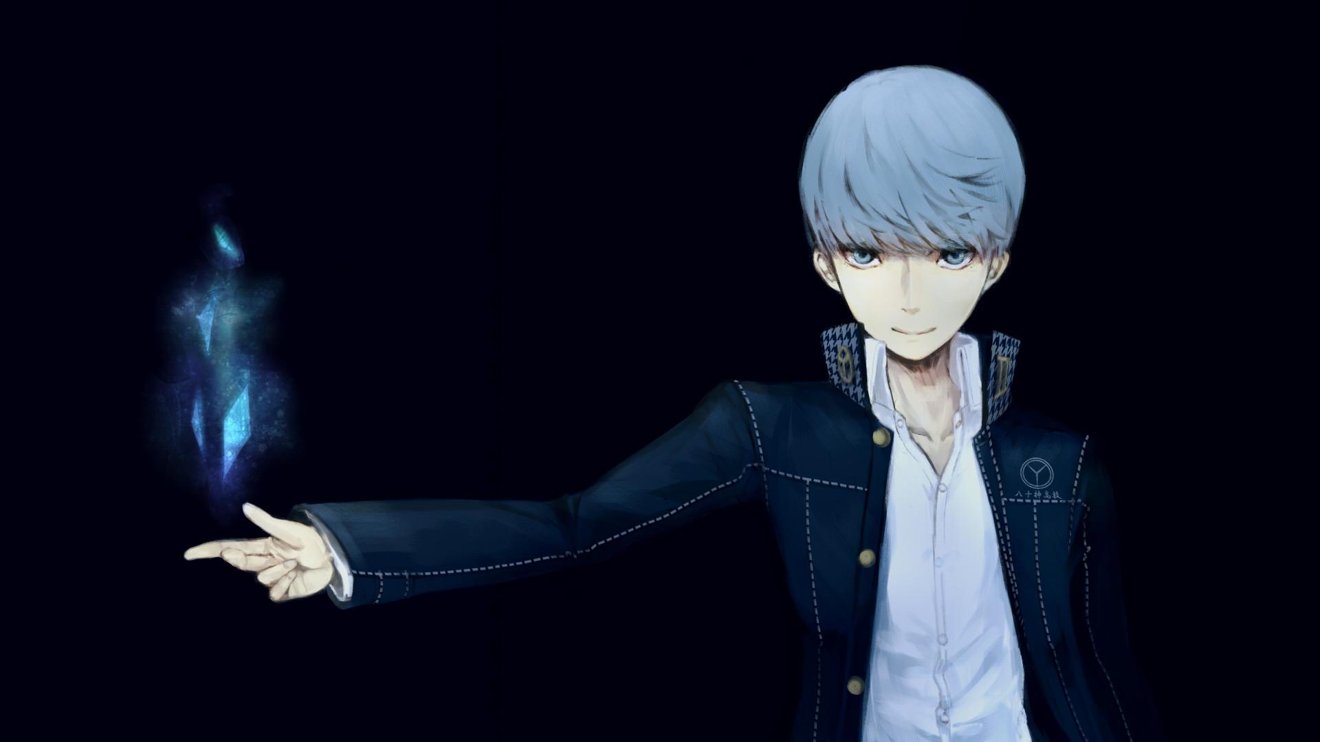 Tags: Anime, Pixiv Id 13525, Shin Megami Tensei: PERSONA 4, Narukami