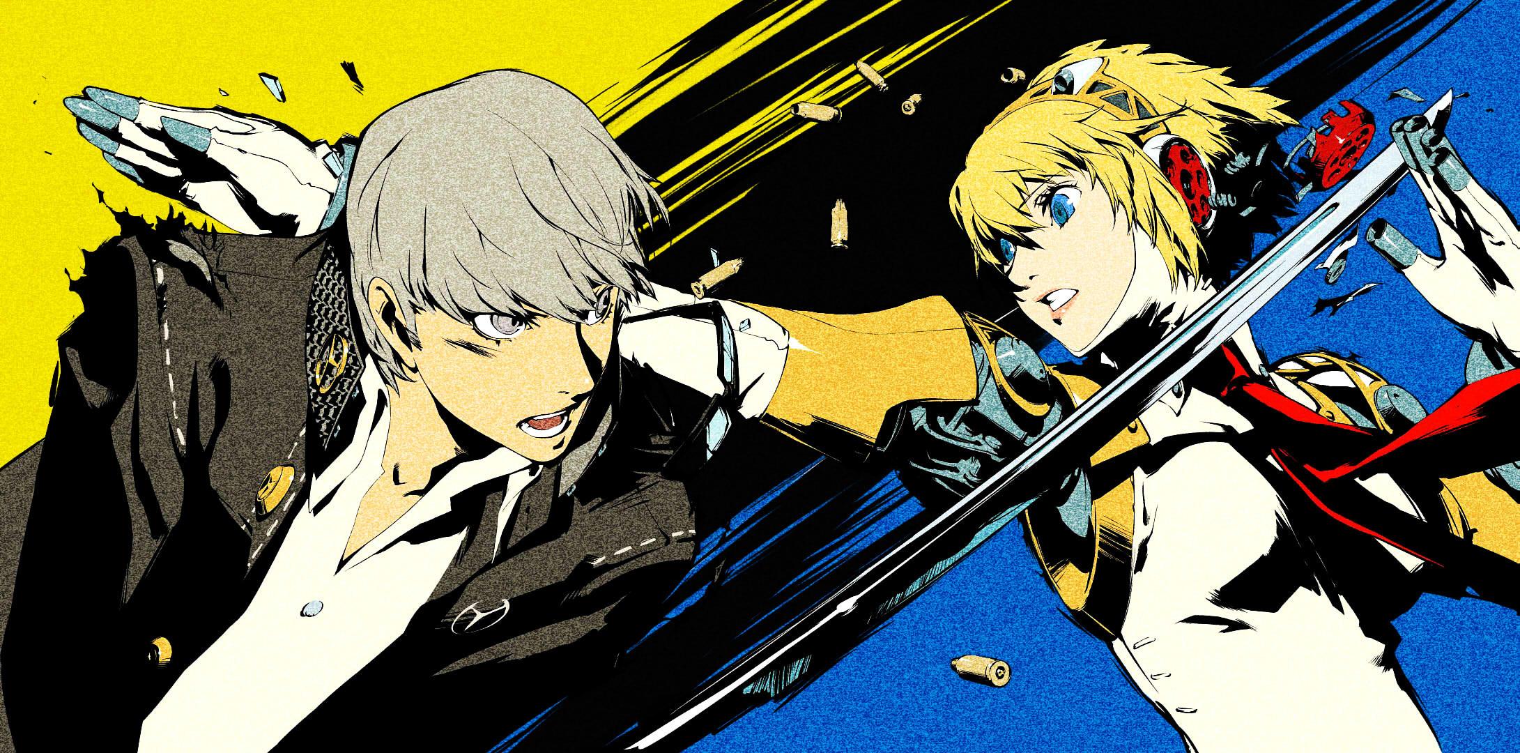Persona Series Persona 4 Persona 3 Narukami Yuu Aigis Fresh New Hd Wallpaper  [Your Popular