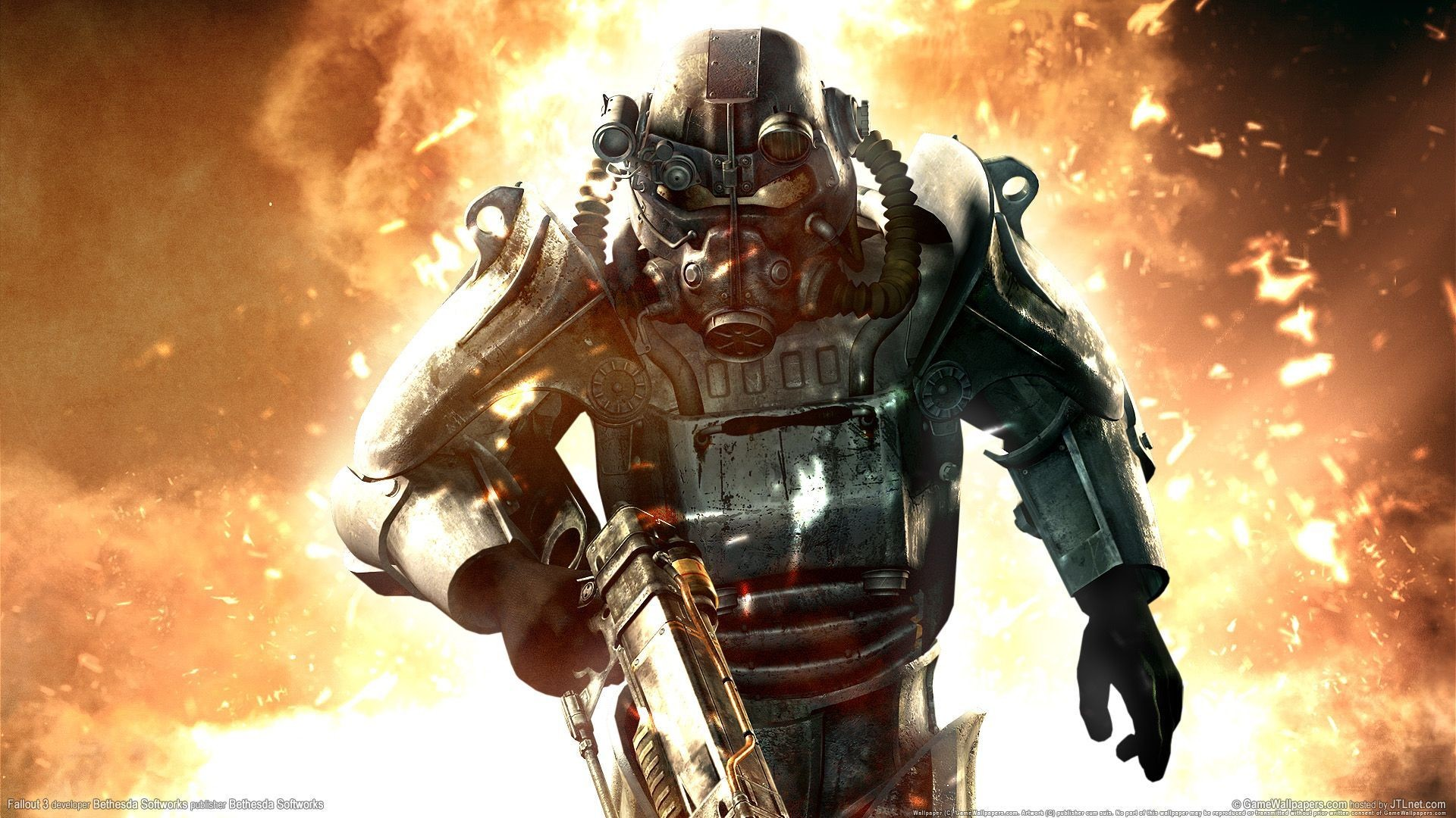 Fallout 3 Game Wallpapers