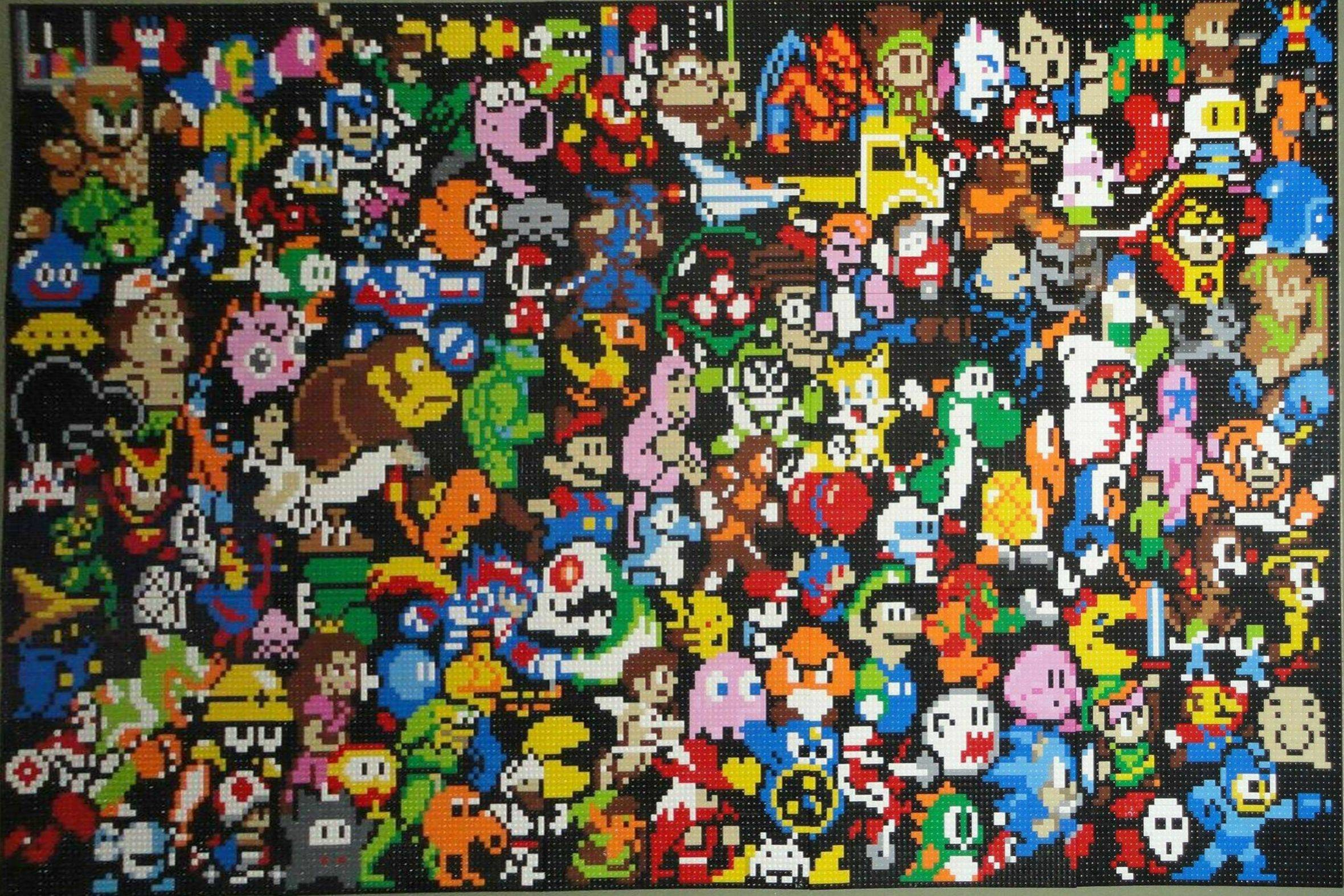 Classic Retro Games Wallpapers (2) #2 – 1920×1080 Wallpaper .