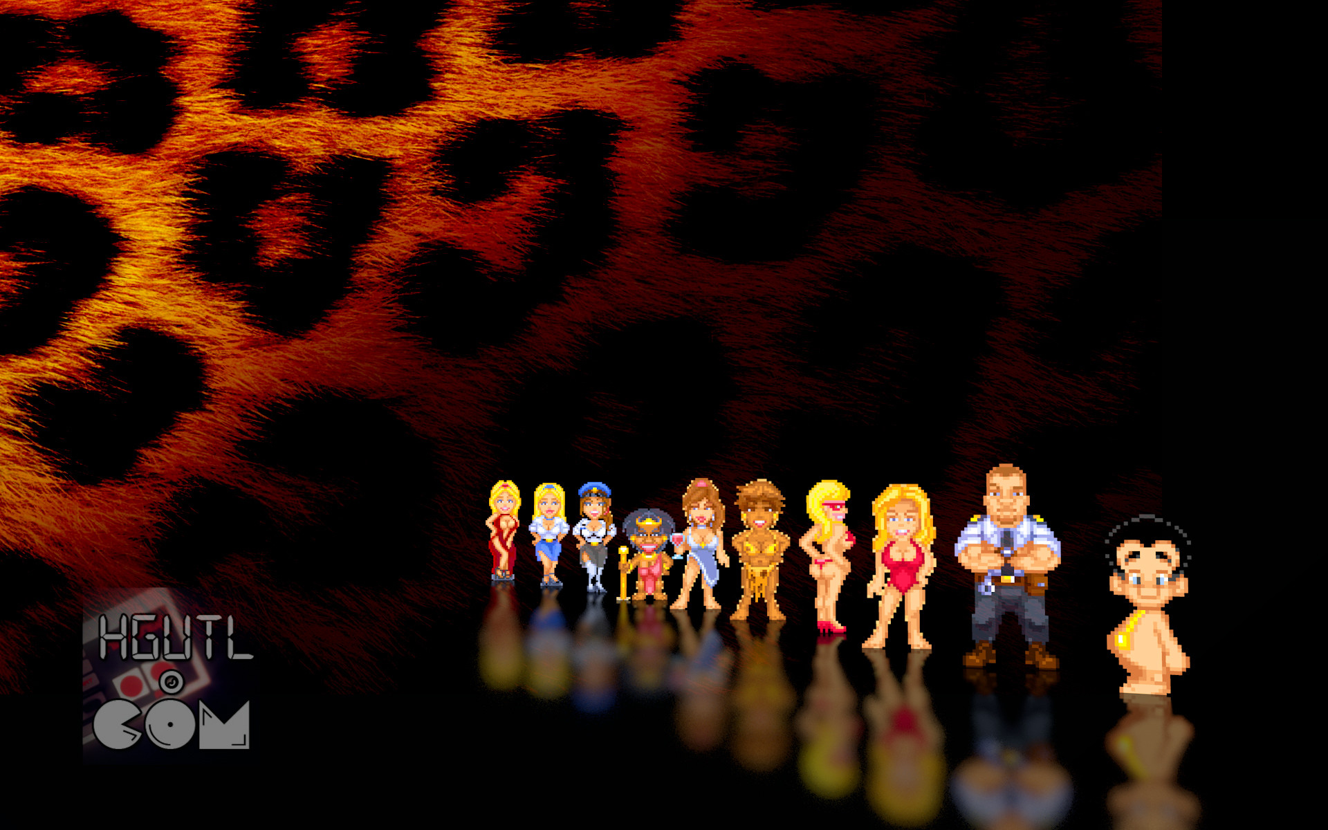 Retro Video Gaming images Leisure suit Larry HD wallpaper and background  photos