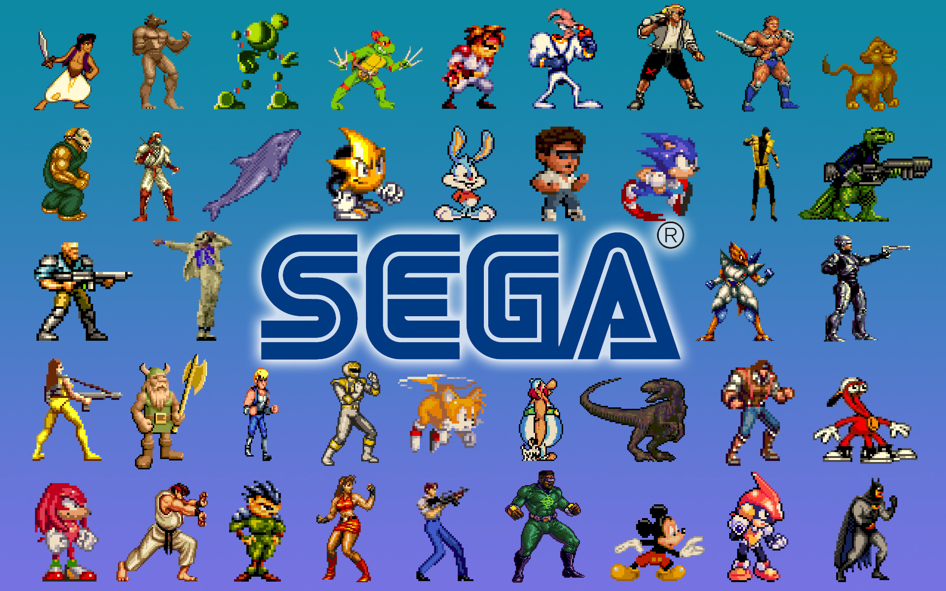 Retro Video Gaming images sega genesis all stars HD wallpaper and  background photos