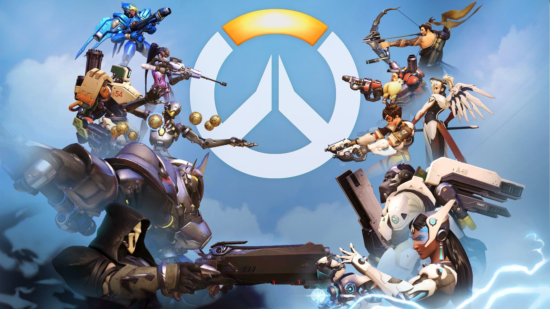 overwatch game wallpaper – 1080 x 1920 HD Backgrounds, High Definition  wallpapers for Desktop,