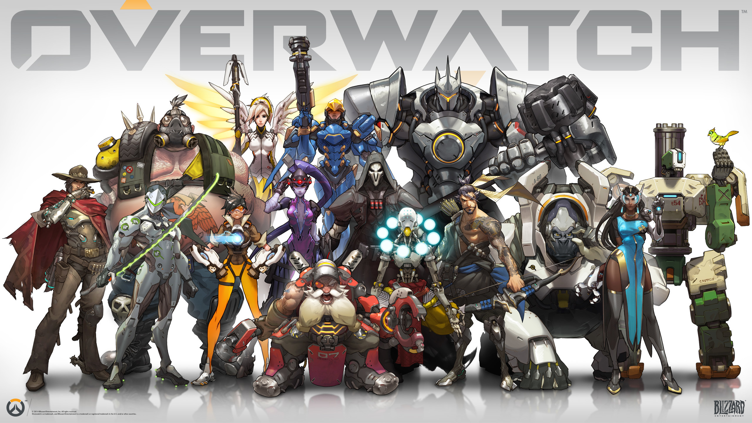 HD Wallpaper   Background ID:553496. Video Game Overwatch