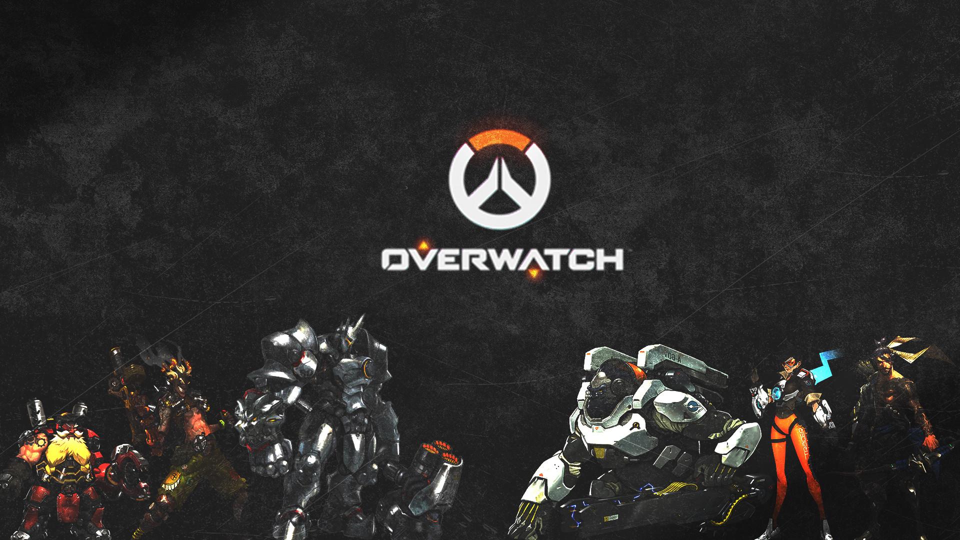 Video Game РOverwatch Torbj̦rn (Overwatch) Junkrat (Overwatch) Reinhardt ( Overwatch)
