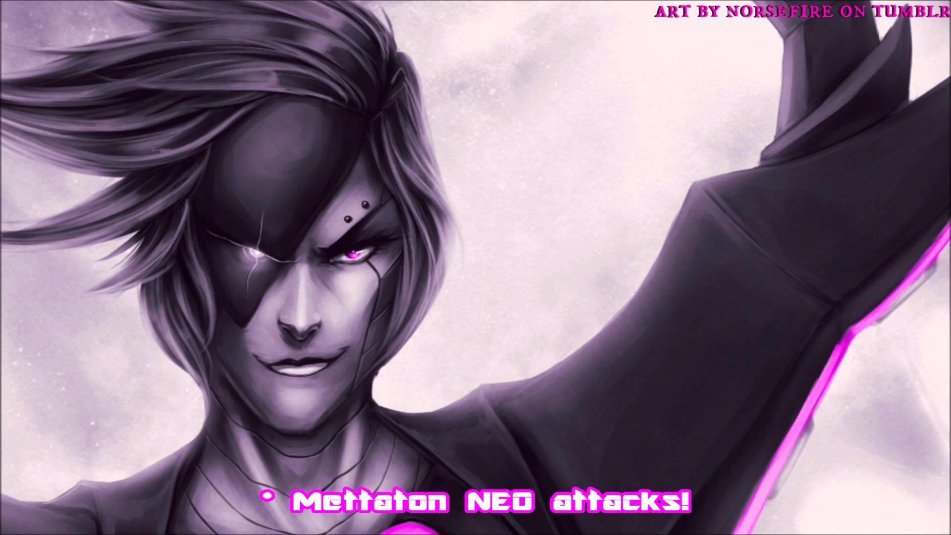 [Undertale] NEO AWOKEN – Mettaton NEO Full Fight Theme (SPOILERS) – YouTube