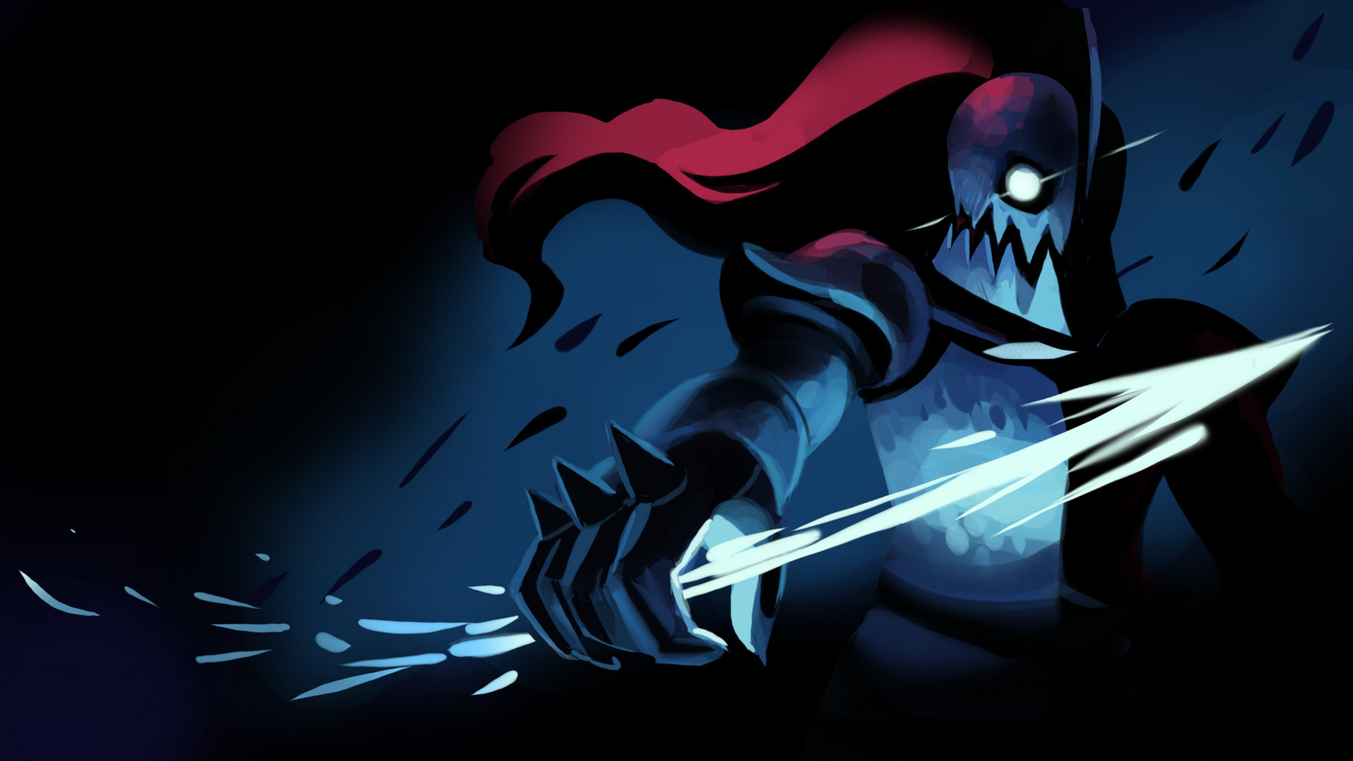 UNDERTALE-The Game images Undyne Wallpaper HD wallpaper and background  photos