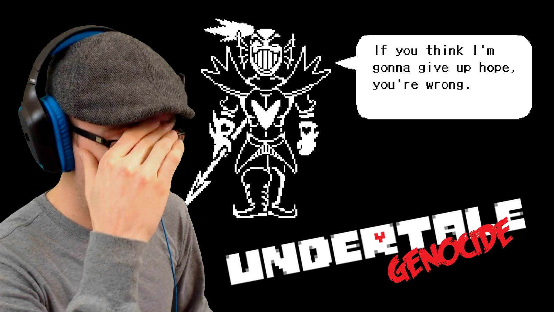 The Hero Becomes the Villain – Undyne Fight | Undertale (Genocide) – Part 4