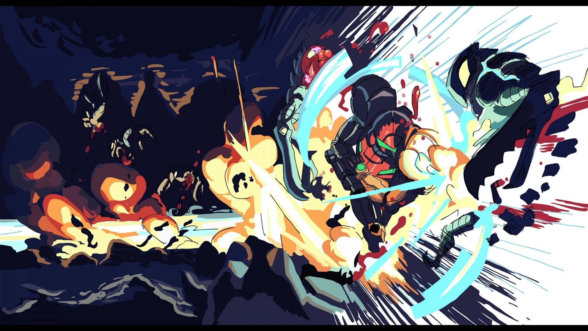 Games: Samus Aran Metroid Wallpaper Pictures Free for HD .