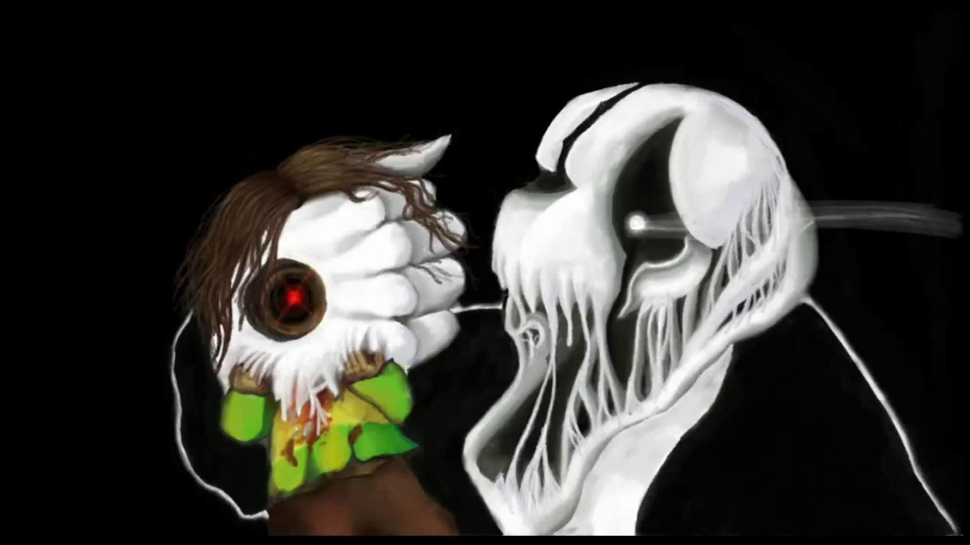 Undertale – Gaster Genocide Battle – Speed Art