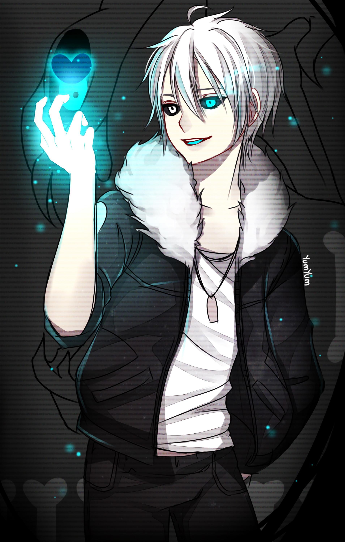 Tags: Anime, xYum-Yumx, Undertale, Sans, Unusual Colored Tongue,