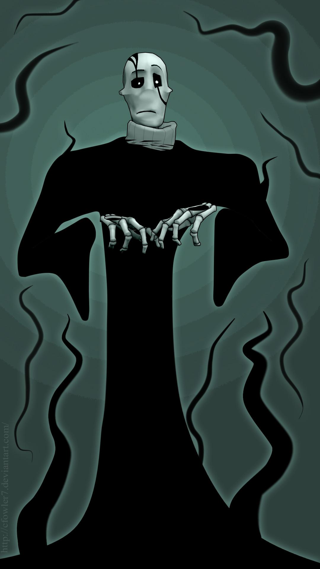 … Undertale – Gaster (Underlie Comic) by cfowler7