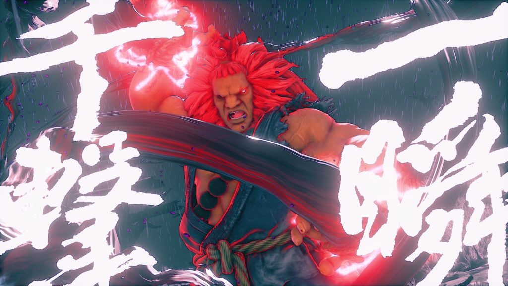 Major system changes coming to Street Fighter V