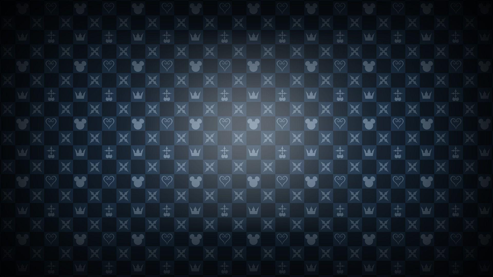 Kingdom Hearts pattern wallpaper #14547