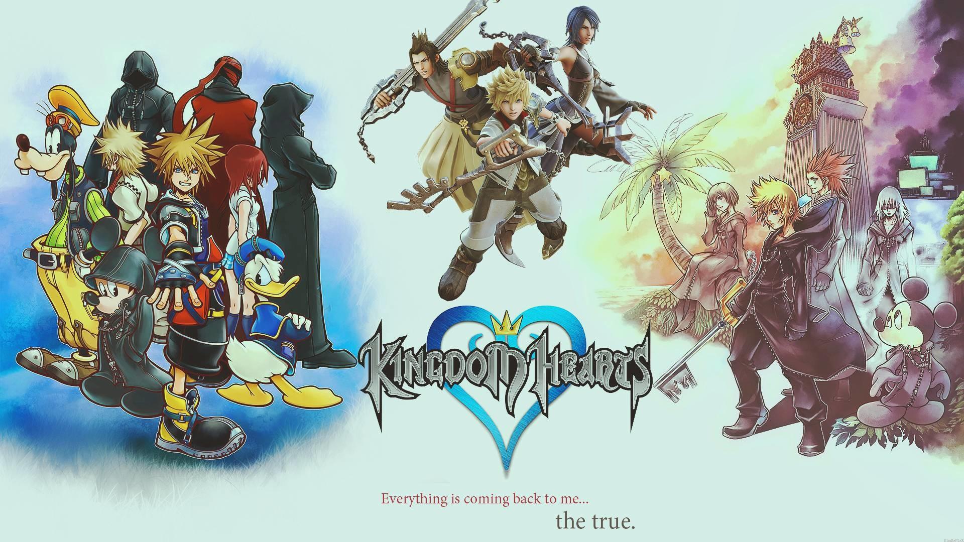 Kingdom Hearts Wallpaper Hd #732 Wallpaper   Update Wallpaper