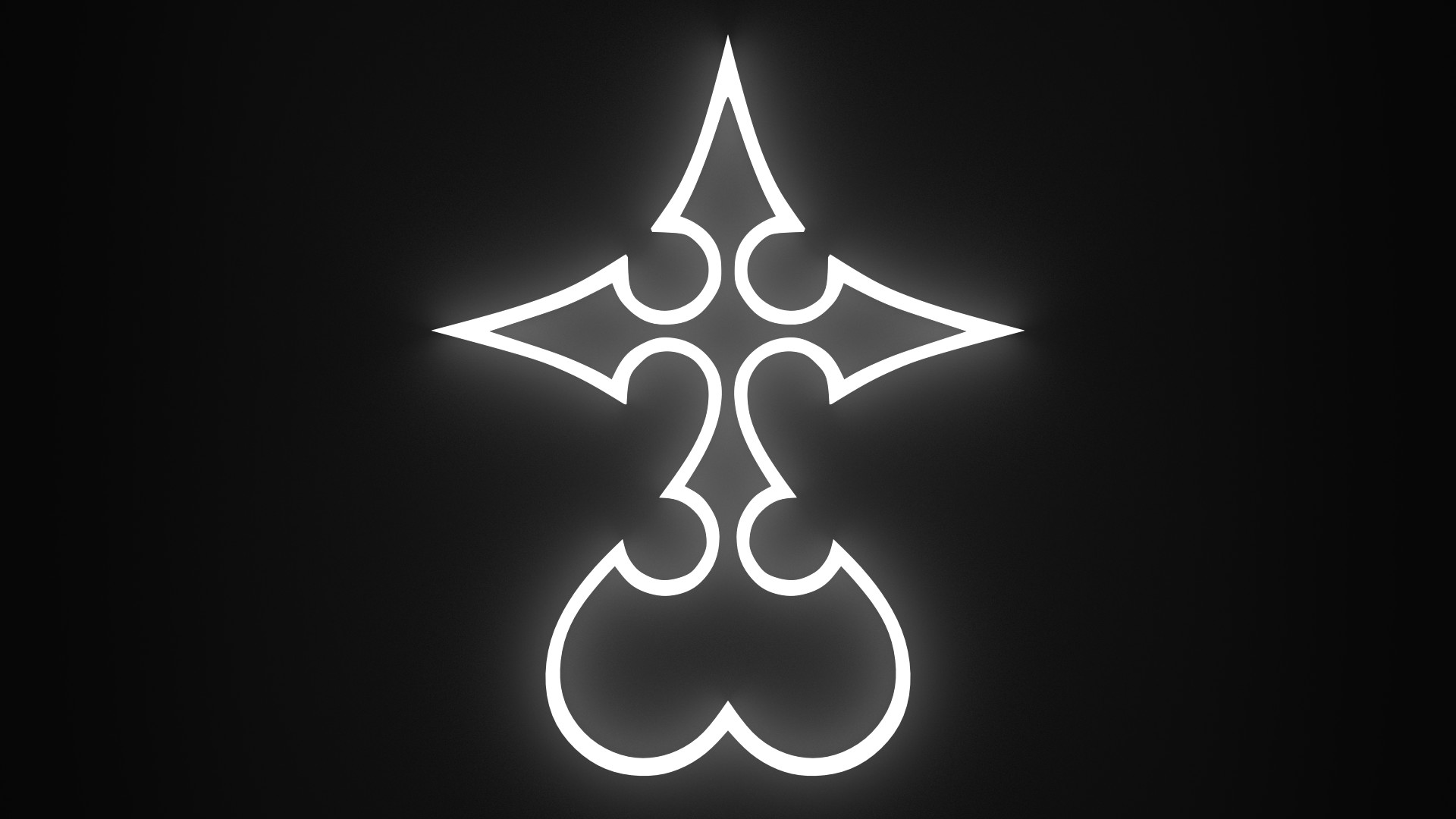 Kingdom Hearts – Nobody Wallpaper by abluescarab Kingdom Hearts – Nobody  Wallpaper by abluescarab