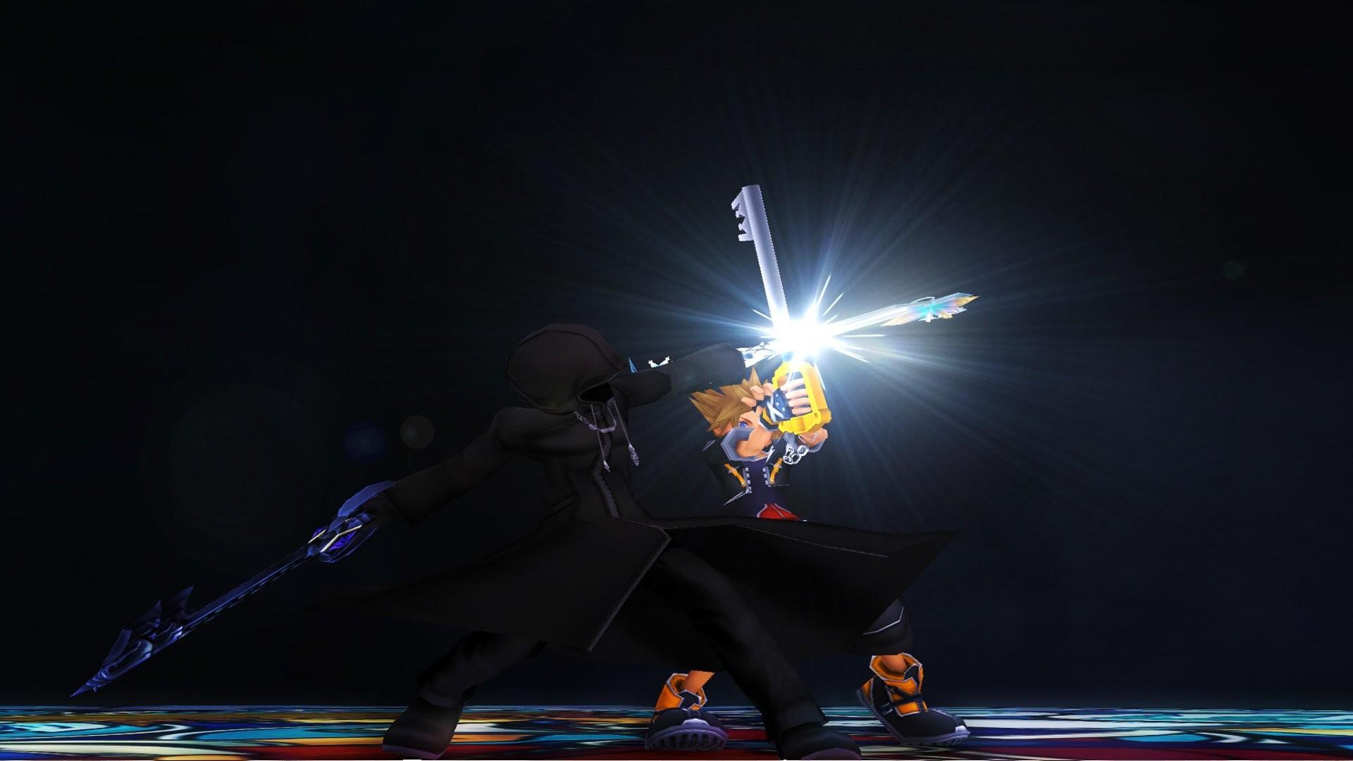 Anime Kingdom Hearts · HD Wallpaper   Background ID:204179