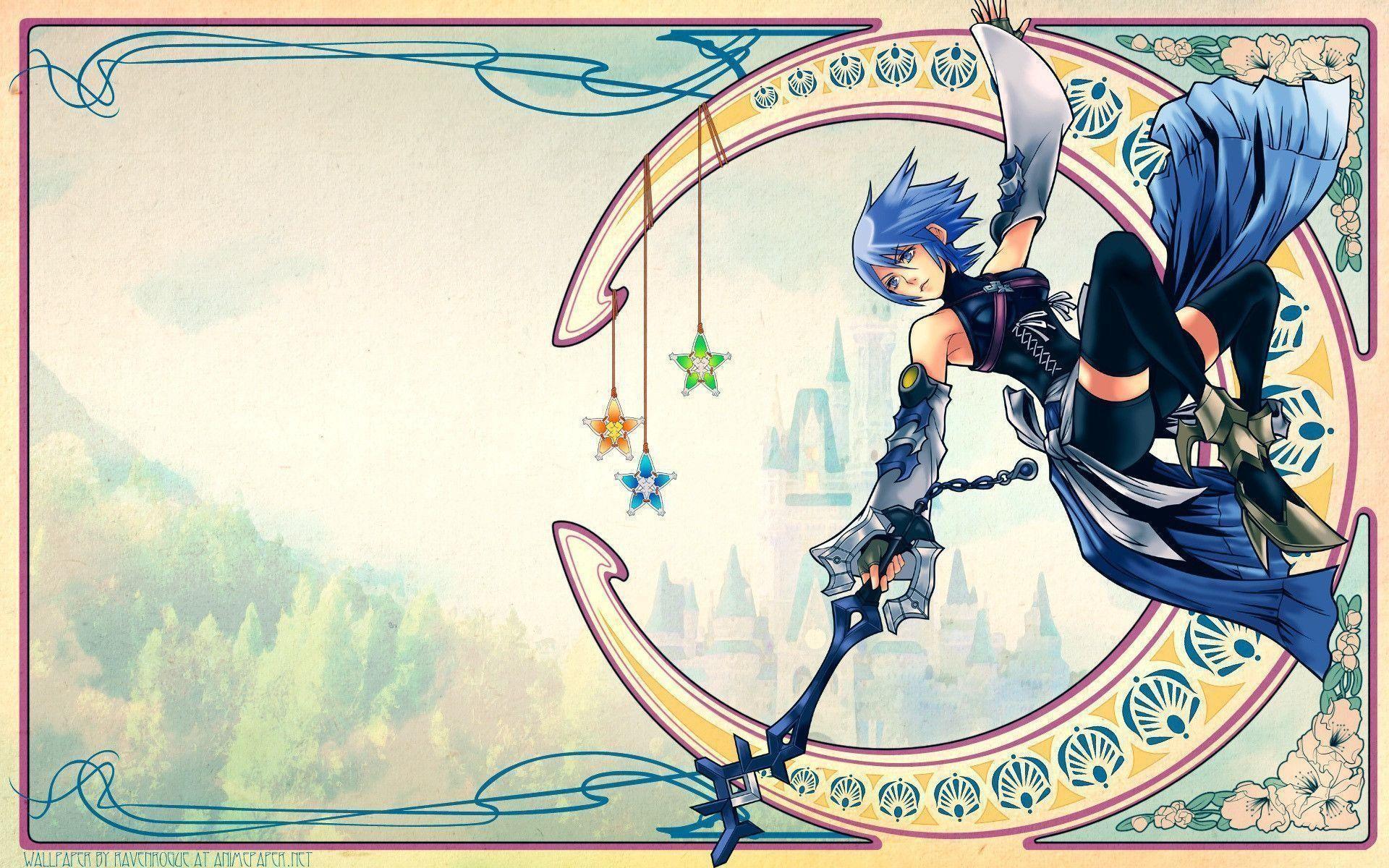 Aqua (Kingdom Hearts)/#878347 – Zerochan