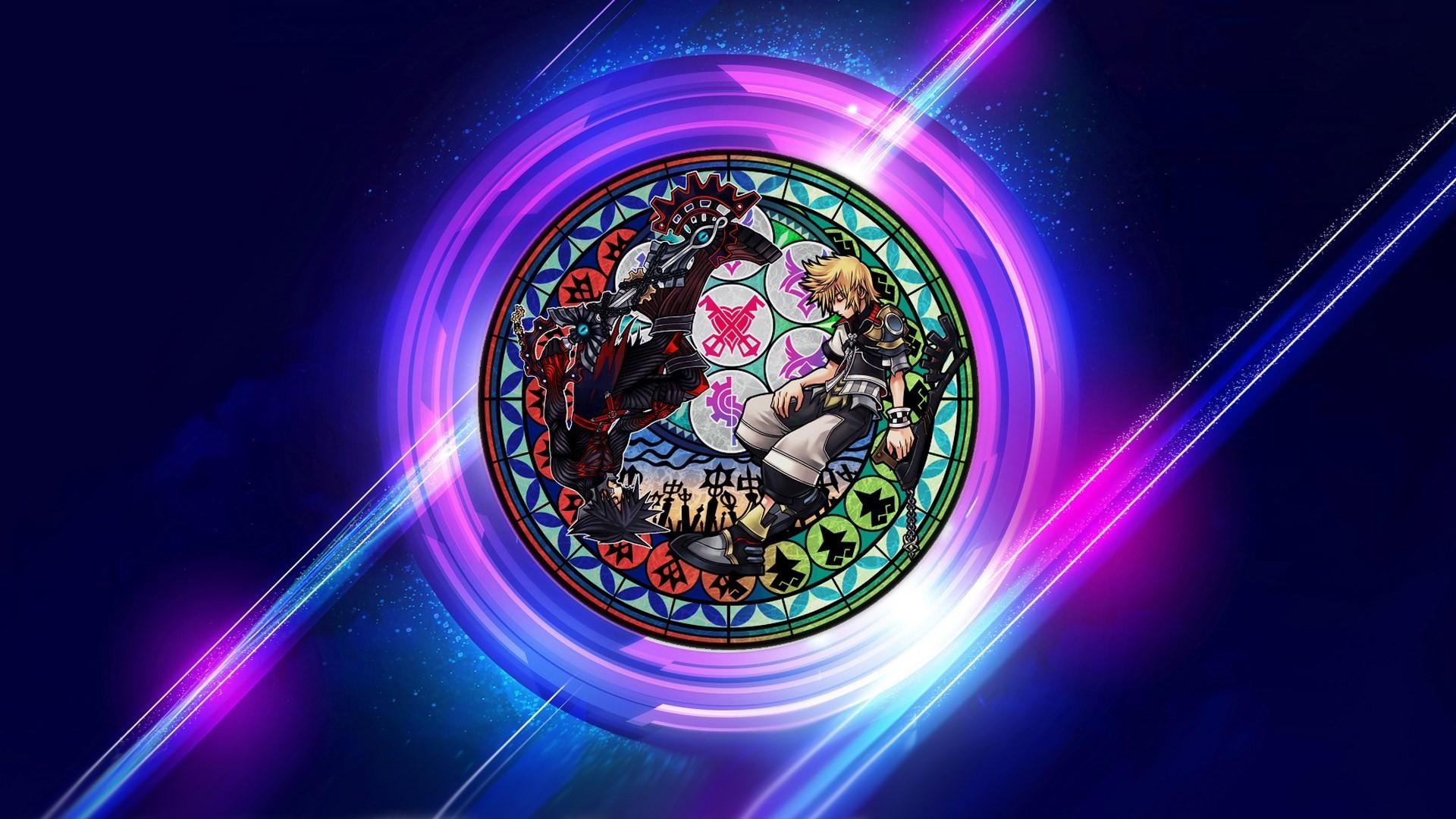 Kingdom Hearts Desktop Backgrounds – Wallpaper Cave