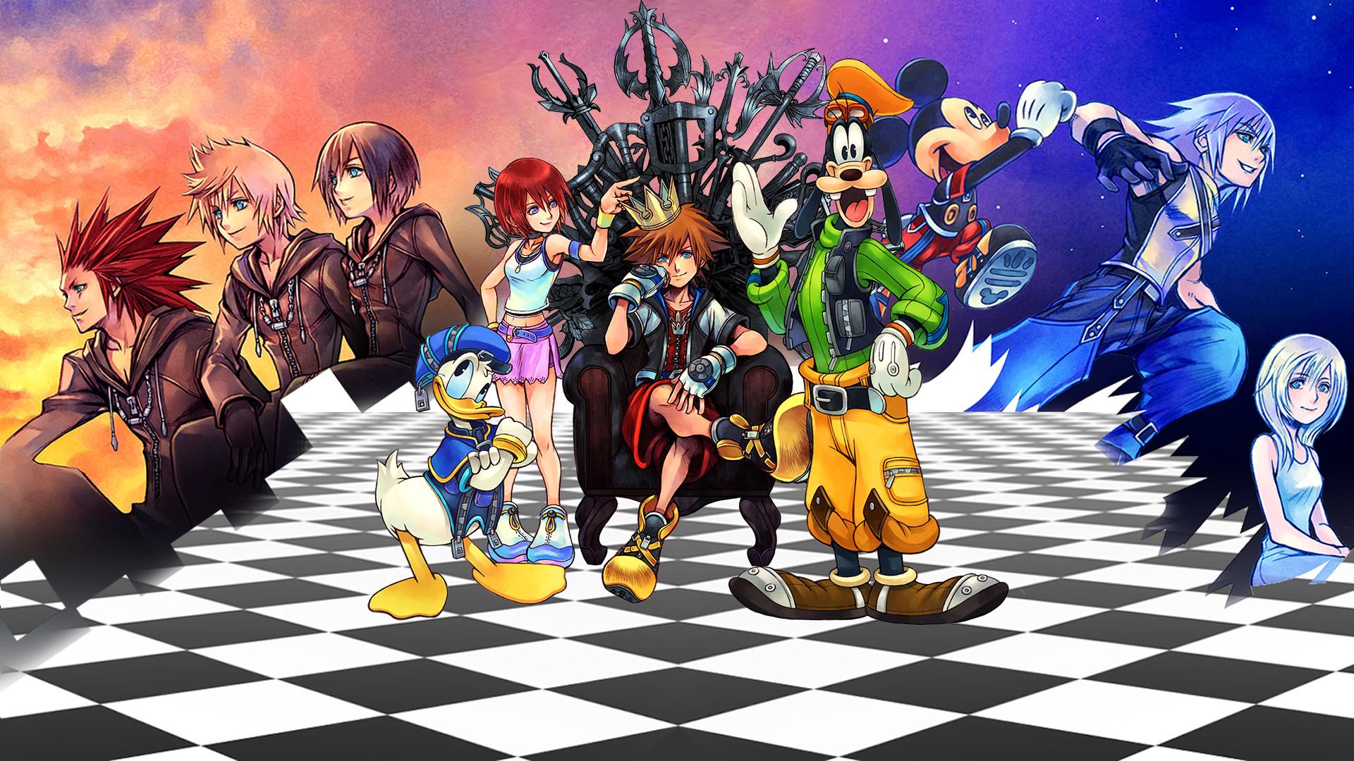 Kingdom Hearts Phone Wallpaper – WallpaperSafari