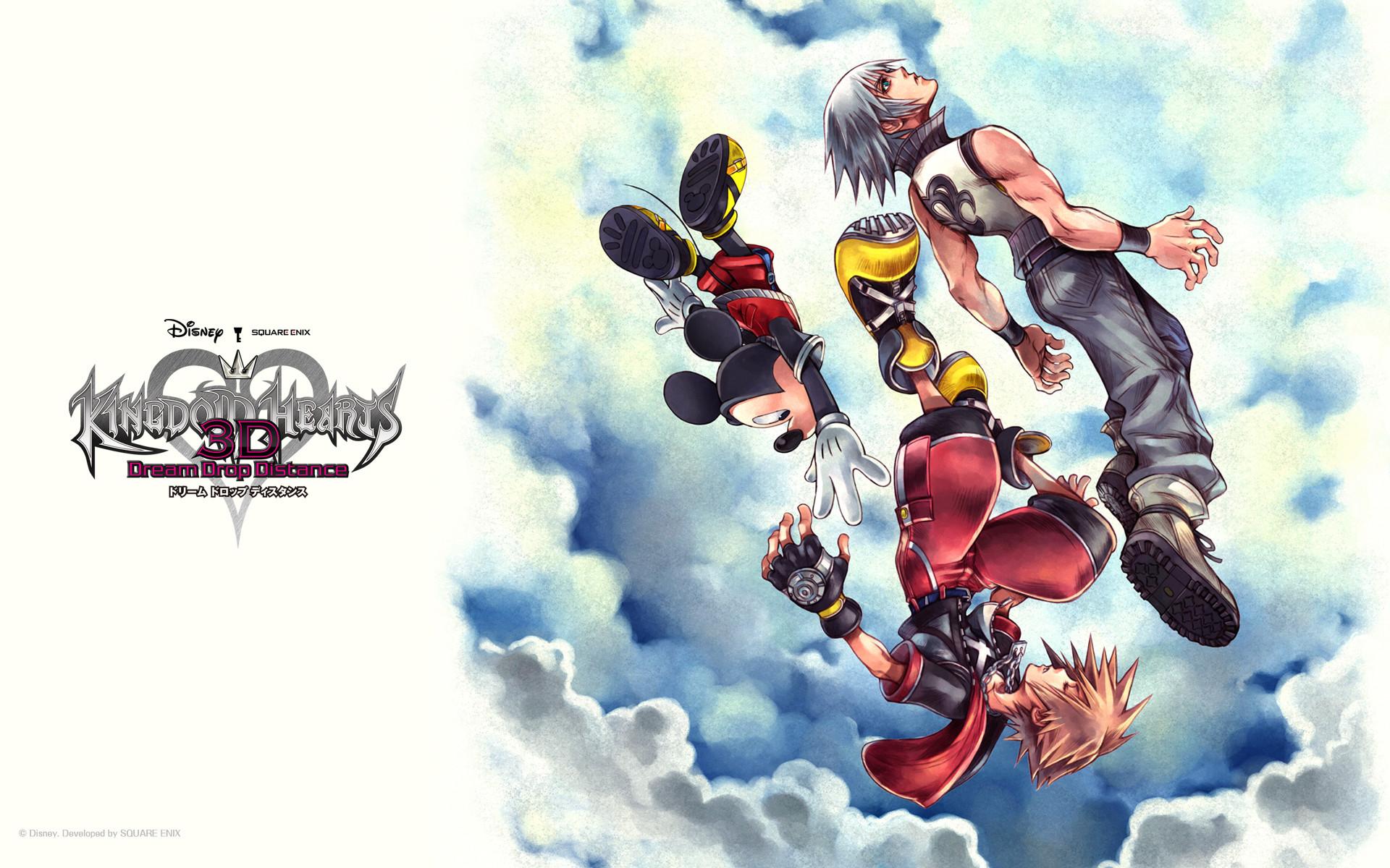 … download Kingdom Hearts 3D: Dream Drop Distance image