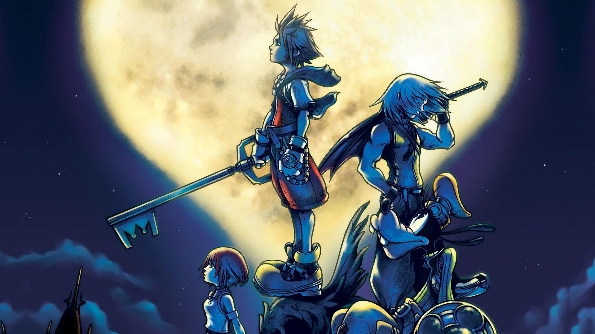 Kingdom Hearts Sora Image …