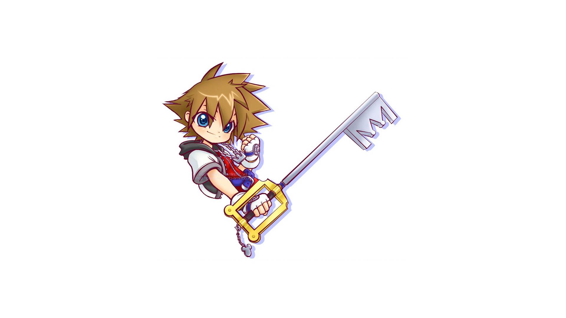 … Kingdom Hearts (7) …