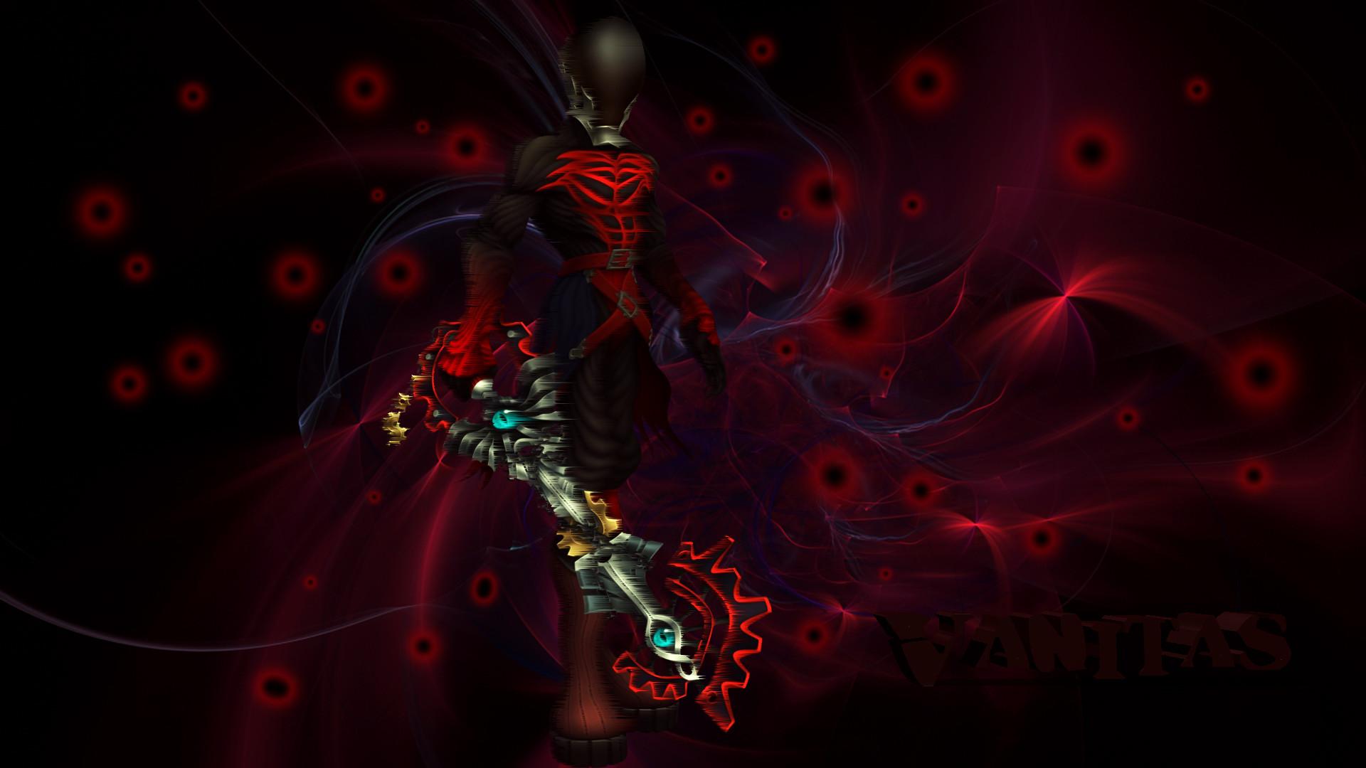 Kingdom Hearts Vanitas Wallpaper