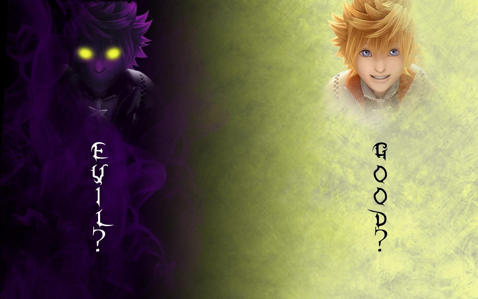 Kingdom Hearts Roxas Wallpapers Wide