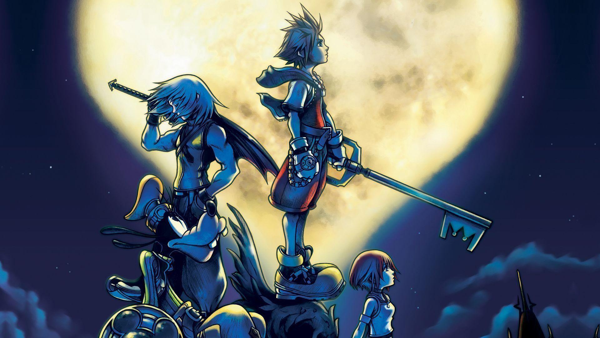Dante Hunter /// <b>Kingdom Hearts 1</b> –