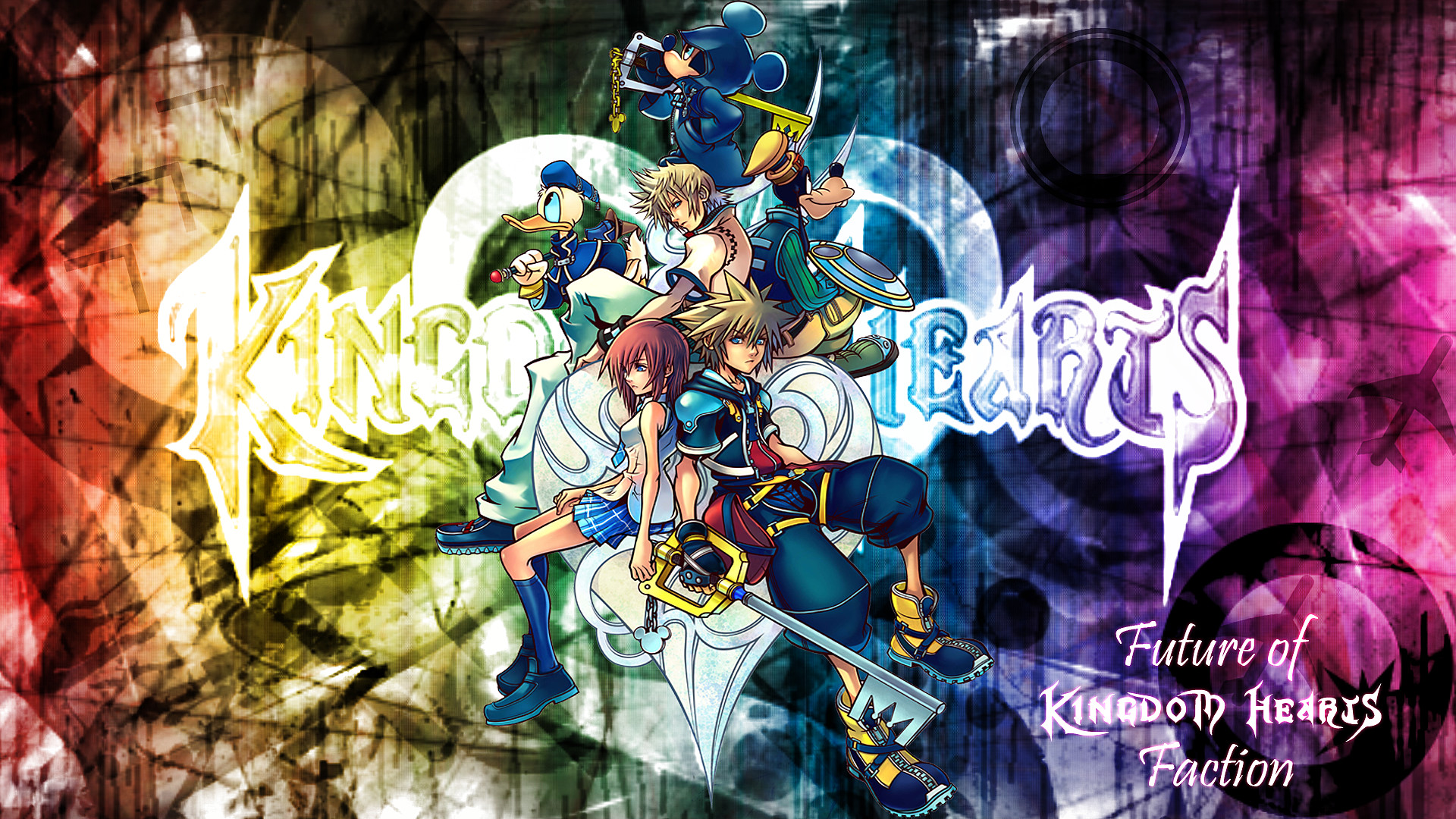 about Kingdom Hearts 2 ! or even, videos related to Kingdom Hearts .
