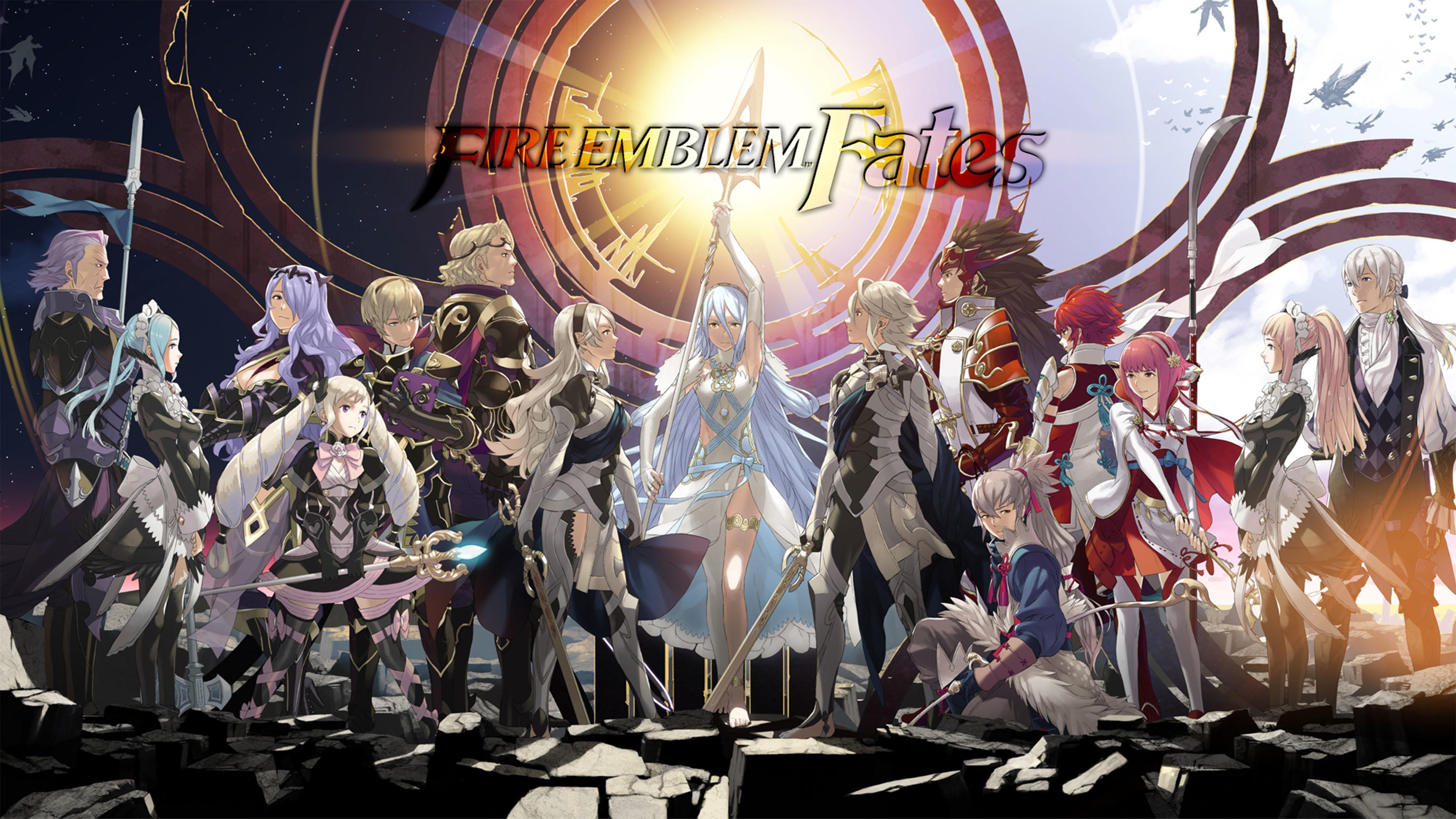 Fire Emblem Fates 4K Wallpaper …