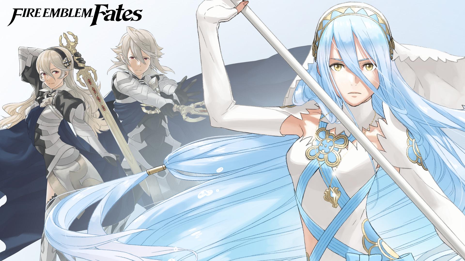 … Fire Emblem Fates: Wallpaper by MasterEnex