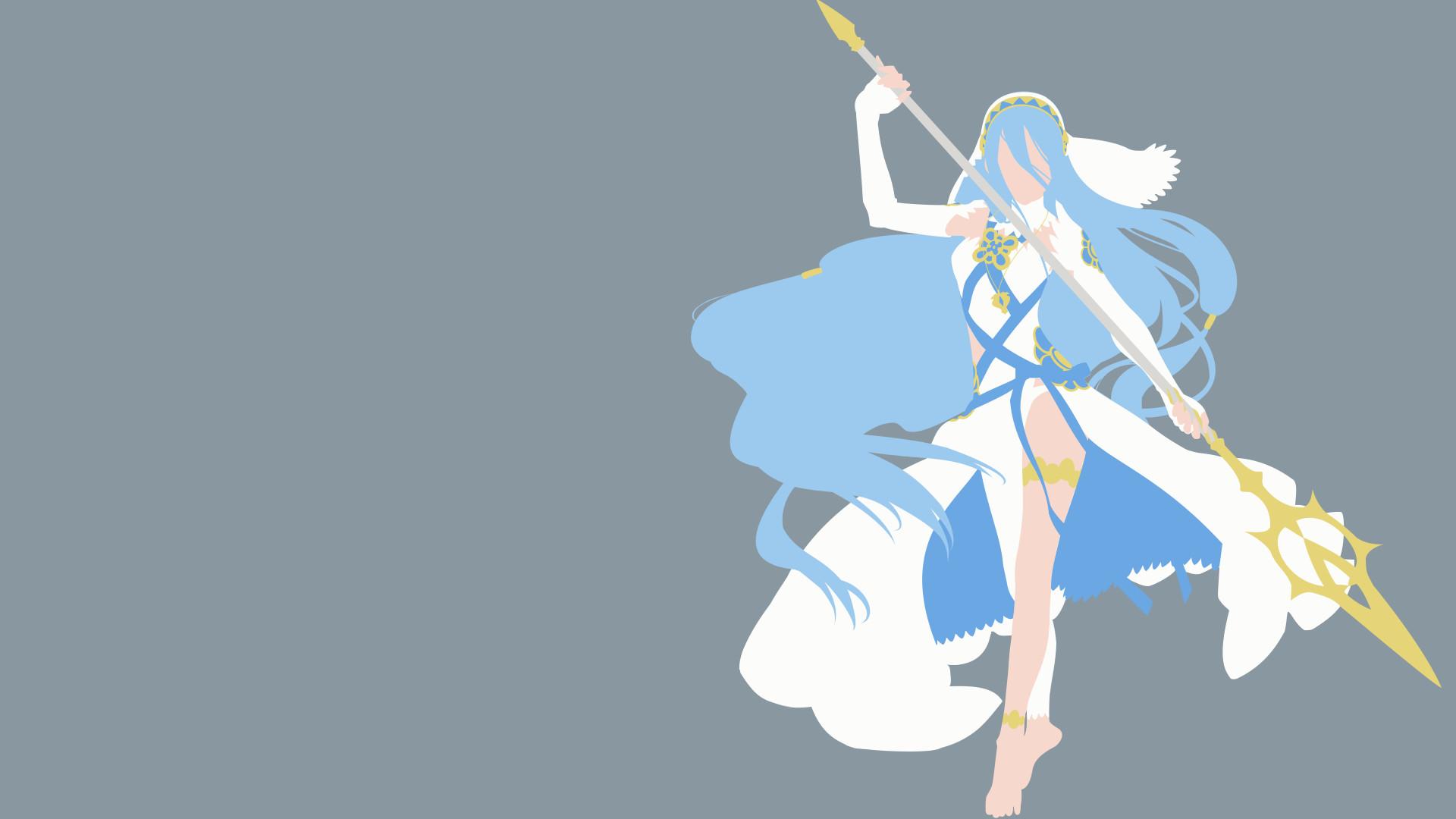 … Fire Emblem IF Aqua by etaribi